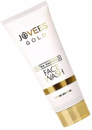 Jovees | JOVEES Ultra Radiance 24k Gold Face Wash  (100 ml)