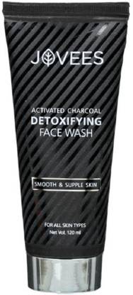 Jovees | JOVEES Activated Charcoal Detoxifying Face Wash  (120 g)