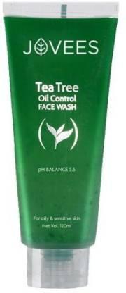 Jovees | JOVEES Tea Tree Oil Control Face Wash