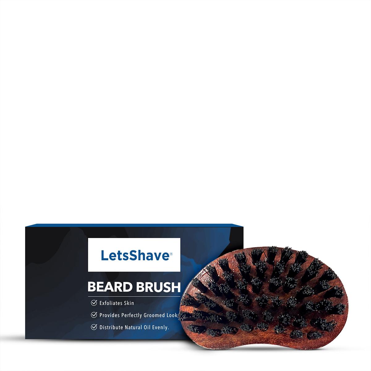 LetsShave | LetsShave Beard Brush