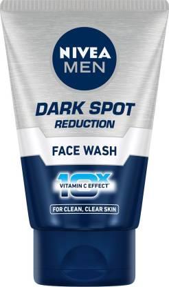 Nivea | NIVEA Men Dark Spot Reduction Face Wash  (100 g x 2)