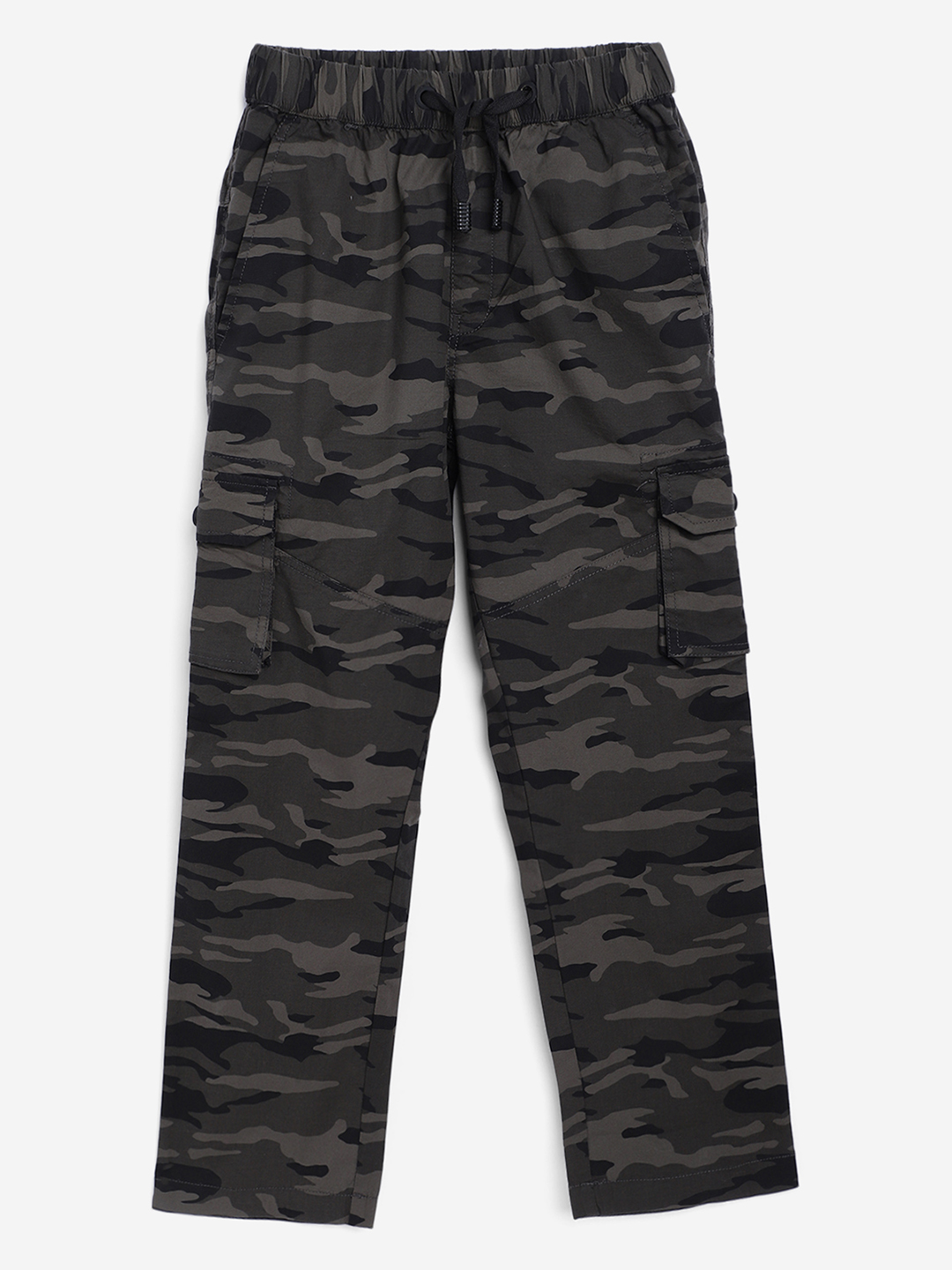OCTAVE | Boys OLIVE Trackpants