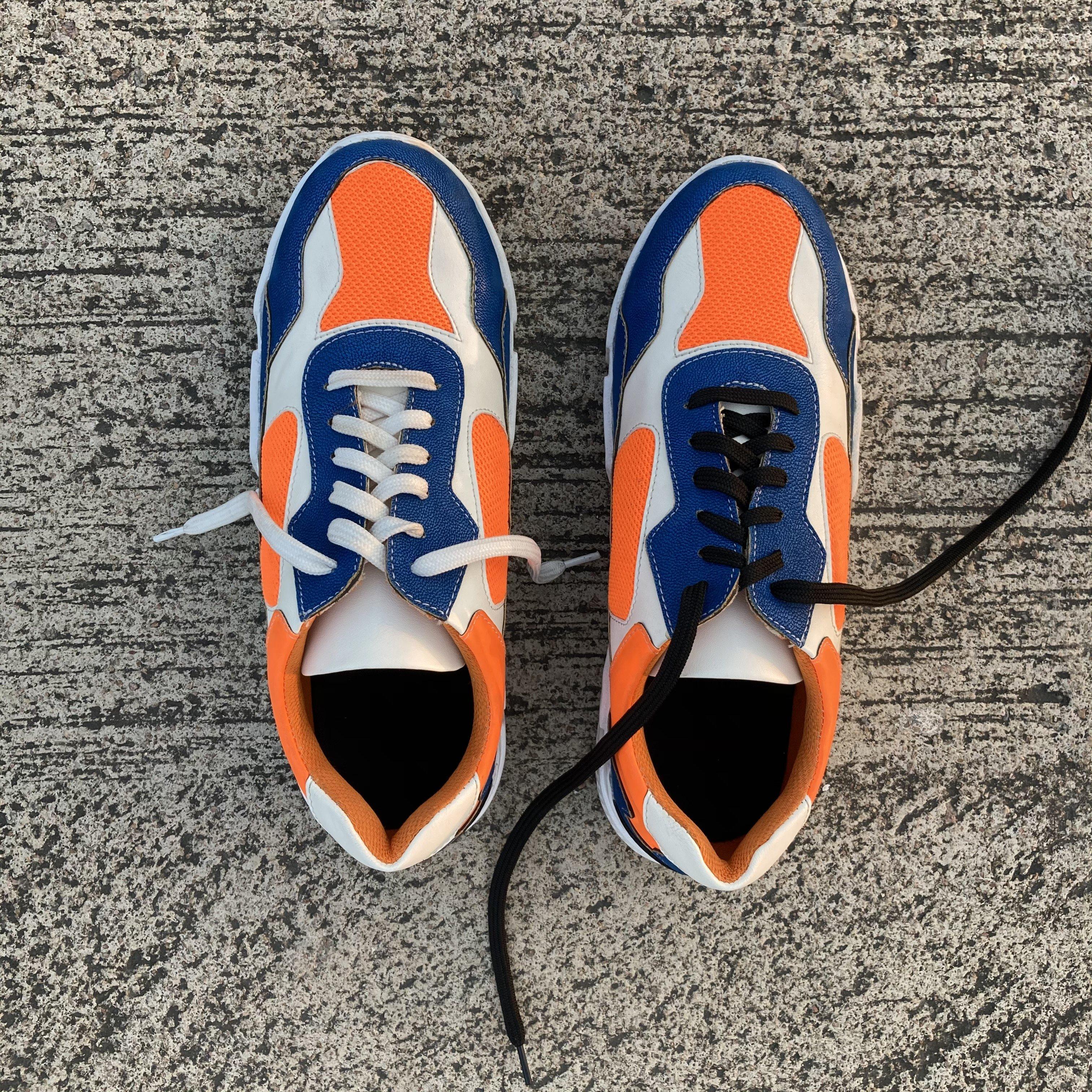 FF FUNKFEETS |  Xtreme Sneakers- Adam On Earth