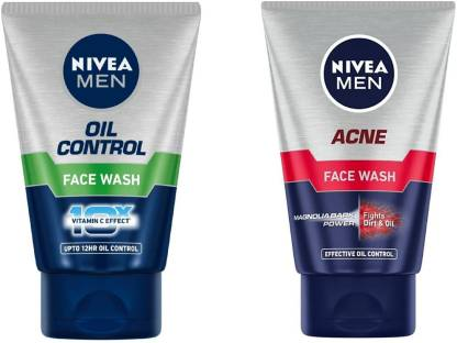 Nivea | NIVEA Oil Control & Acne Face Wash