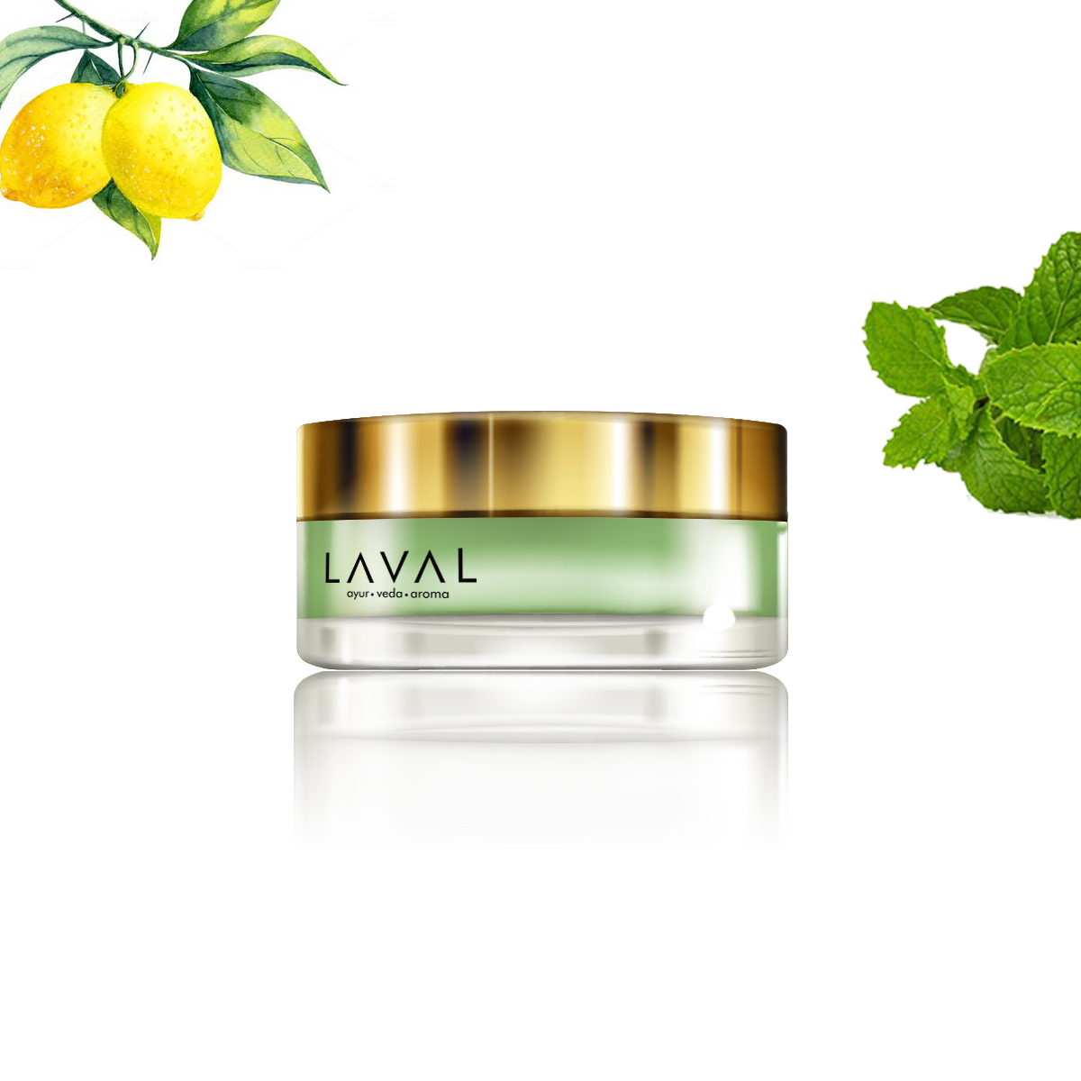 LAVAL | Spring Pond-Clarifying Lip Balm