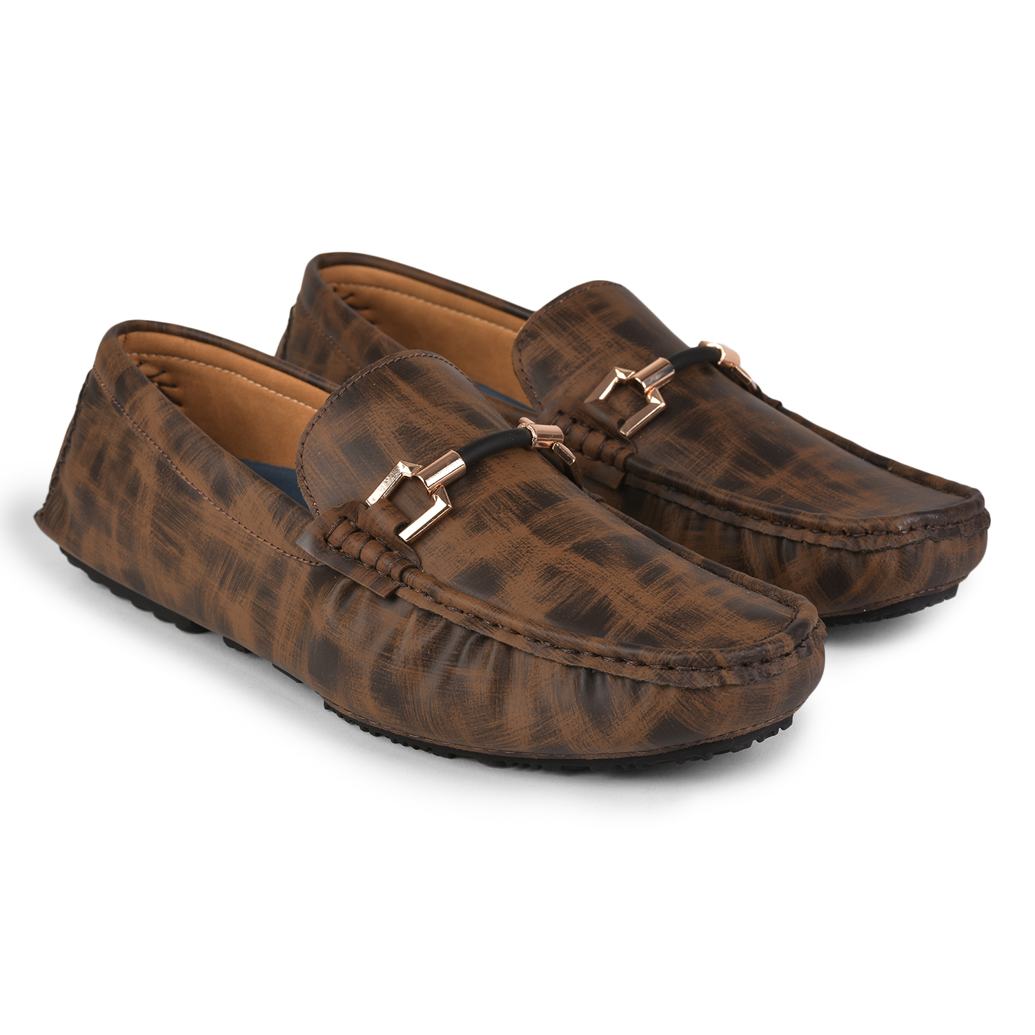 Liberty | Liberty GLIDERS Casual Slip-ons 2101-90_Brown For - Men