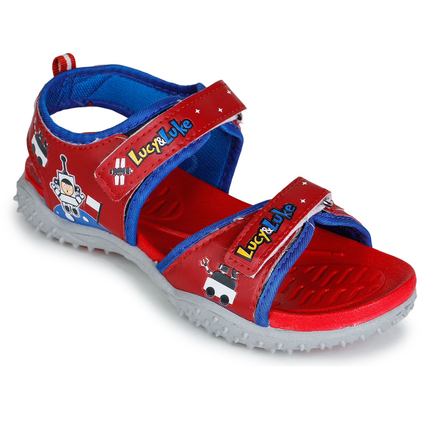 Liberty | Liberty LUCY & LUKE Sandals 8074-206_RED For - Boys