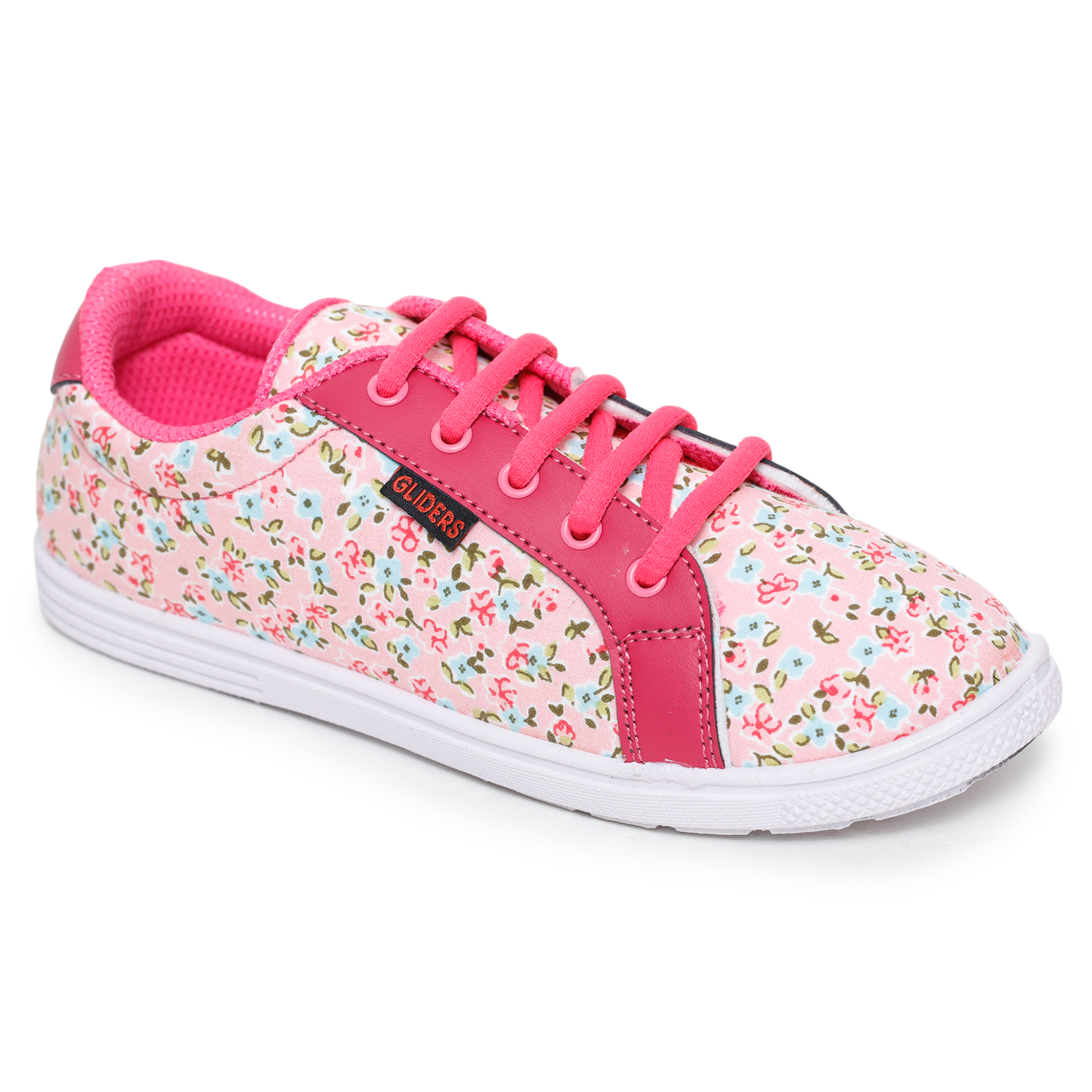 Liberty   Liberty Gliders Pink Casual Lace-ups 8133-39E_Pink For - Women