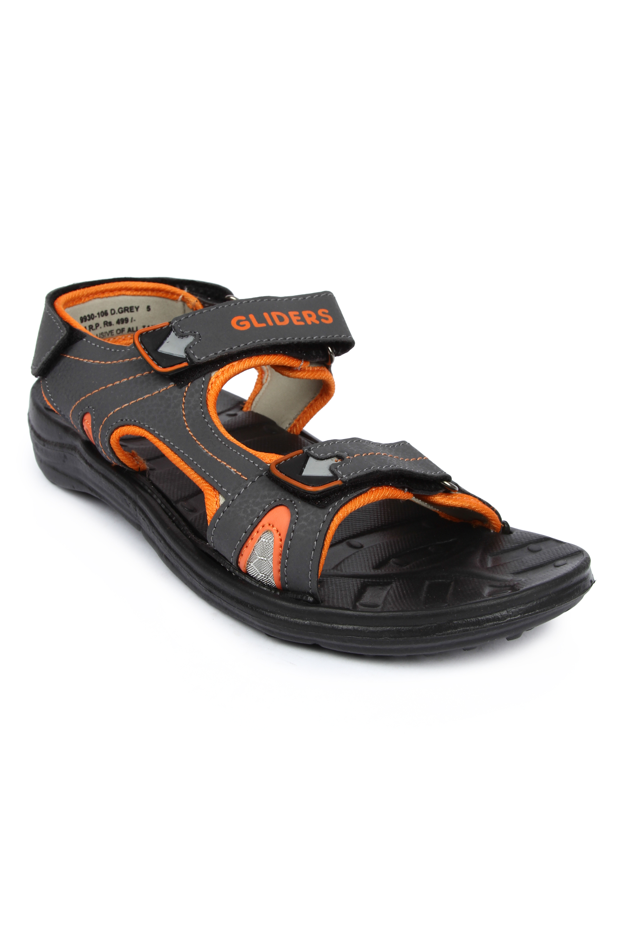 Liberty | Liberty Gliders Grey Sandals 9930-106 For - Ladies