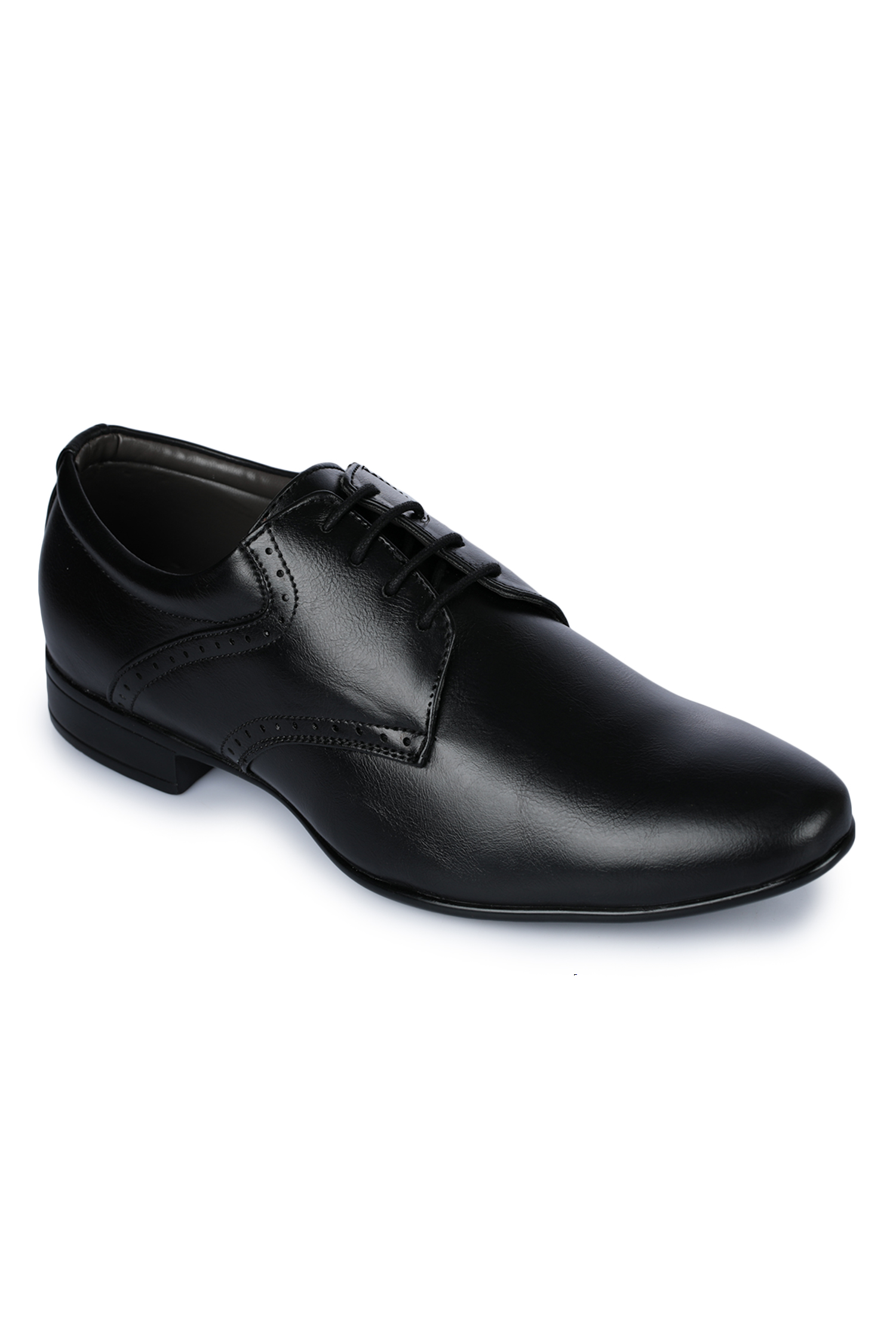 Liberty | Liberty Fortune Black Formal Derby Shoes A13-03_Black For - Men