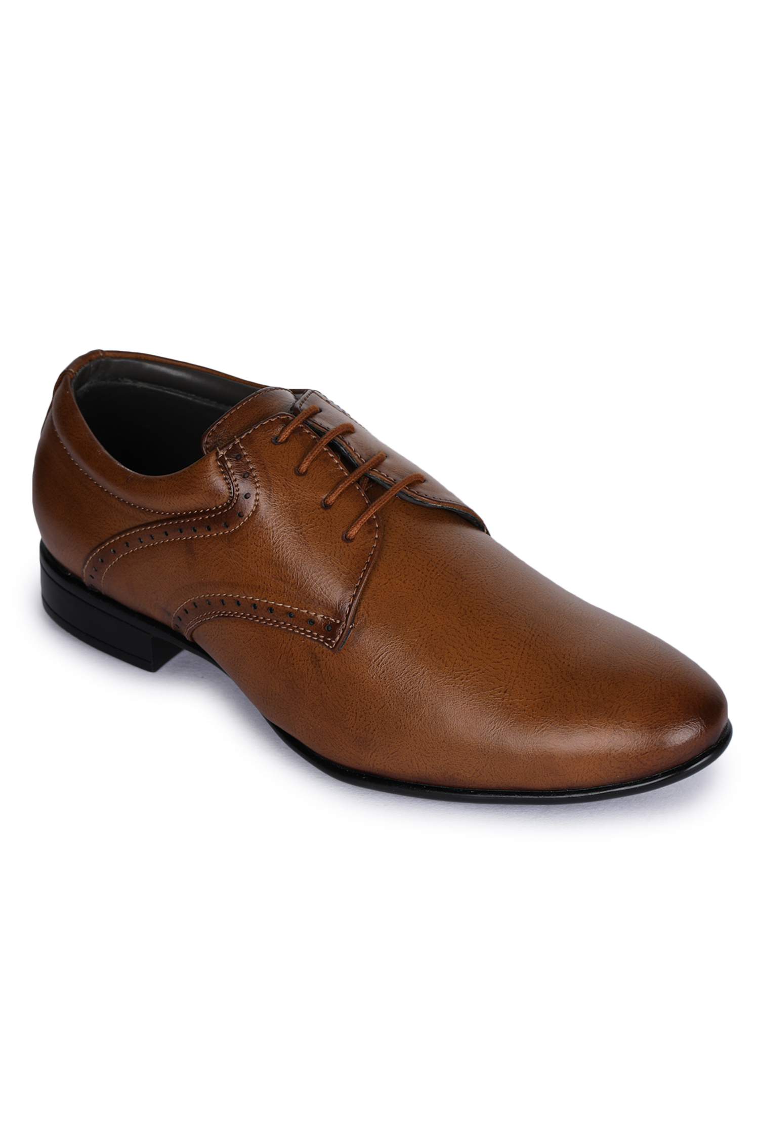 Liberty | Liberty Fortune Brown Formal Derby Shoes A13-03_Brown For - Men