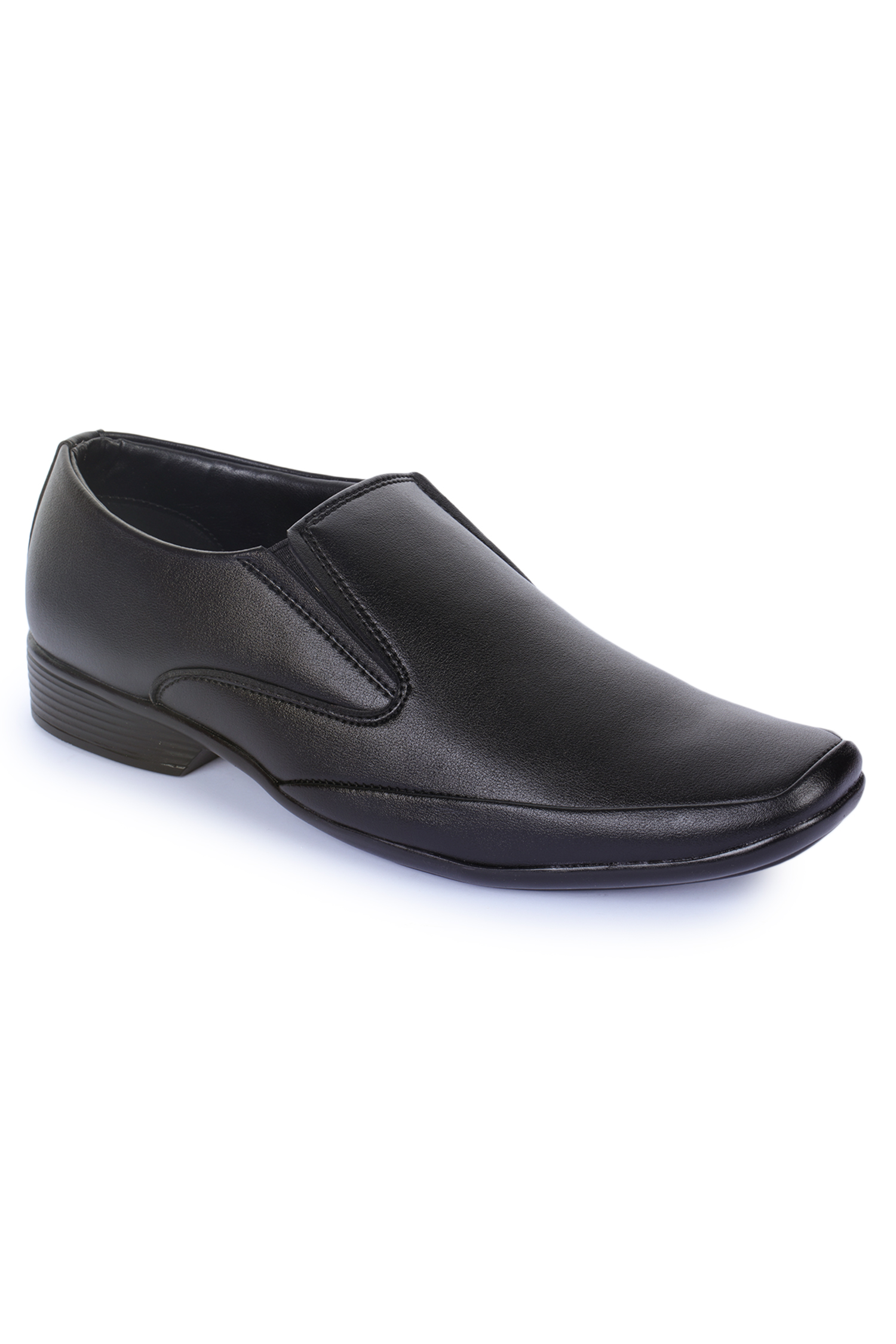 Liberty   Liberty Fortune Black Formal Oxfords Shoes A4-27_Black For - Men