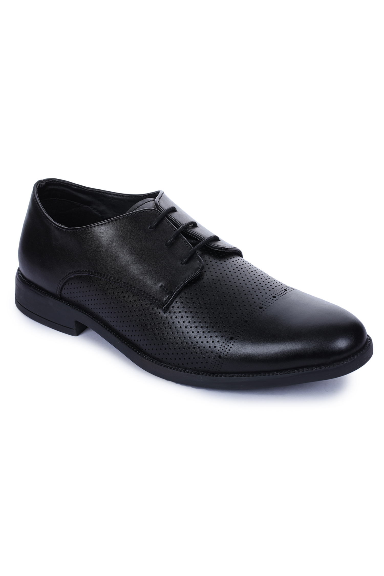 Liberty | Liberty Fortune Black Formal Derby Shoes A7-02_Black For - Men