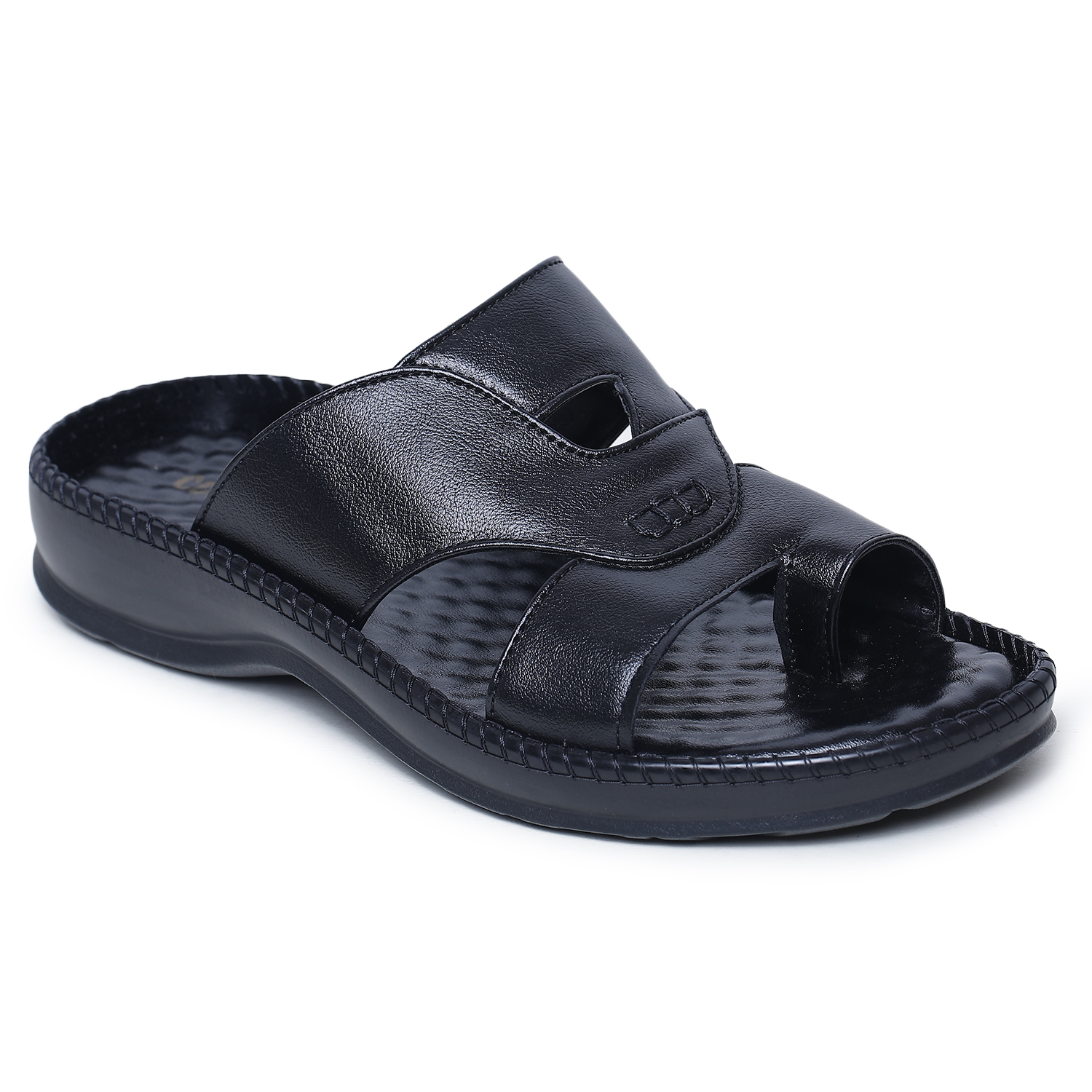 Liberty   Liberty COOLERS Slippers AGKE-504_BLACK For - Men