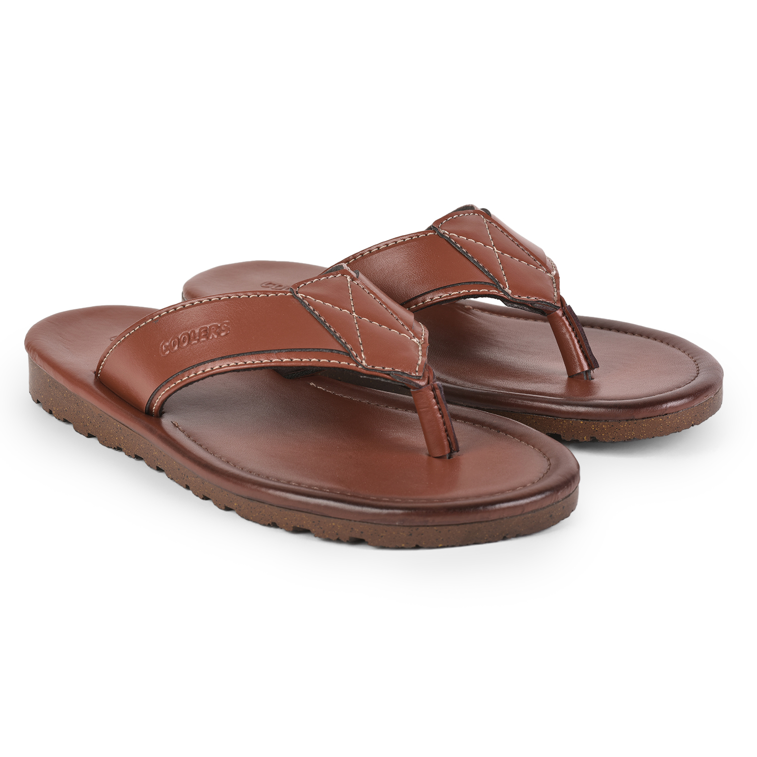 Liberty | Liberty COOLERS Slippers ALTROZ-1E_TAN For - Men