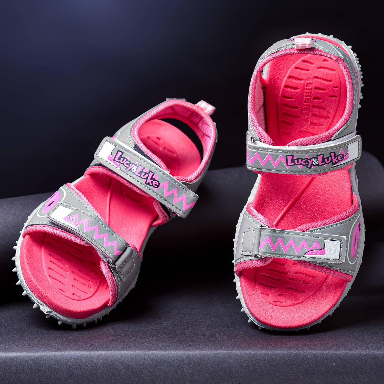Liberty | Lucy & Luke by Liberty Unisex Pink Floaters