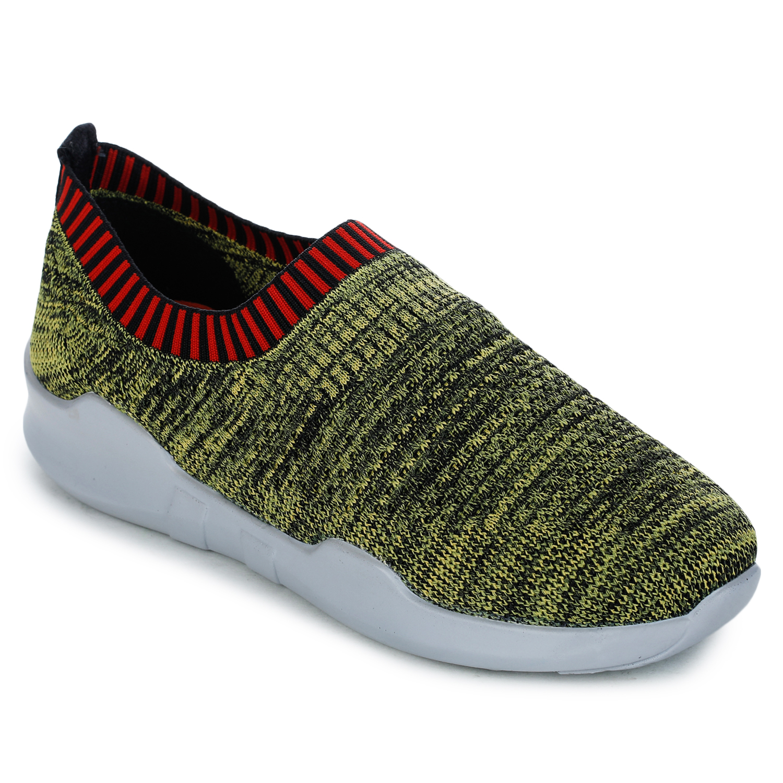 Liberty   Liberty Force 10 Yellow Sports Wailking Shoes AVILA-03_Yellow For - Women