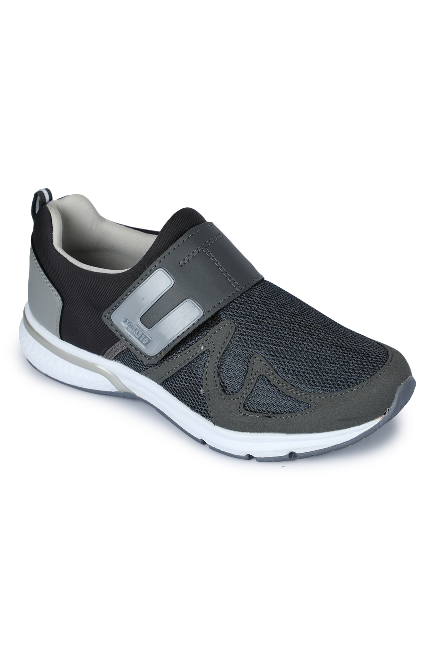 Liberty | Liberty Force 10 Grey Sports Wailking Shoes BEVAN-1_Grey For - Men