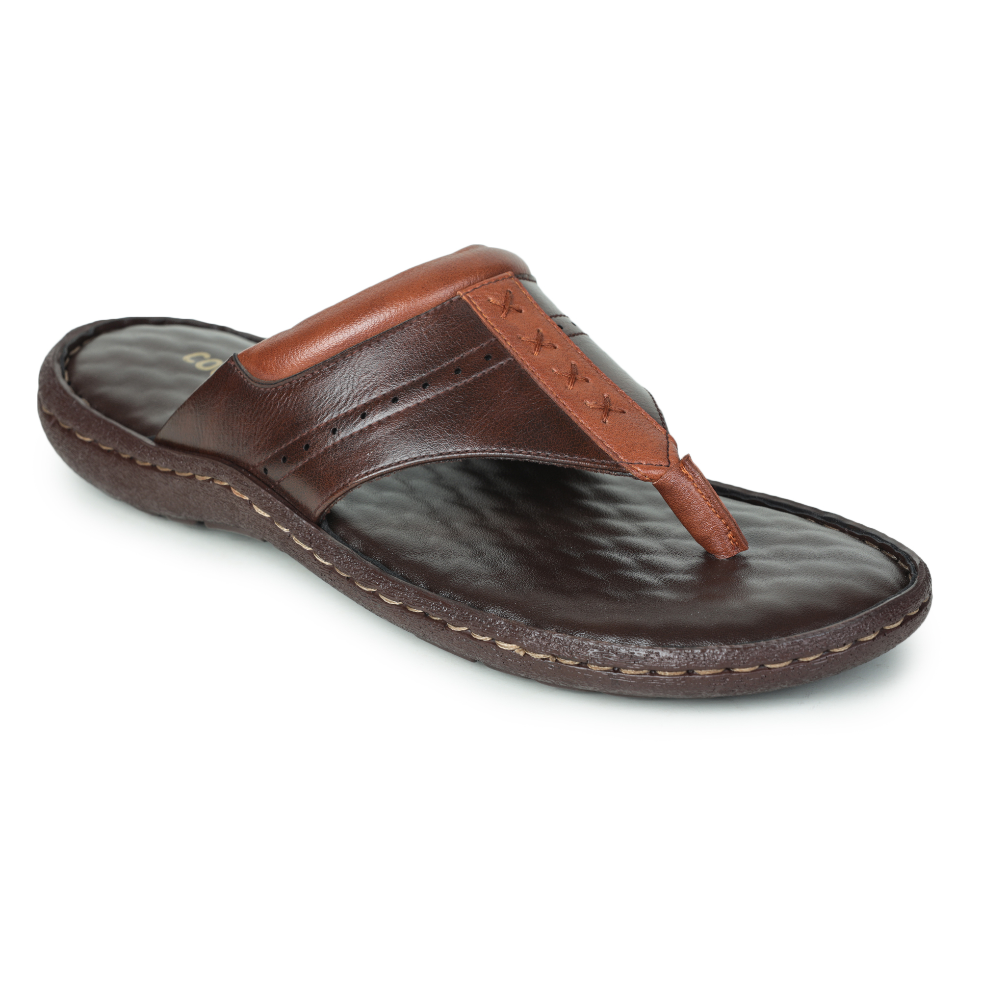 Liberty   Liberty COOLERS Slippers BRL-6_BROWN For - Men