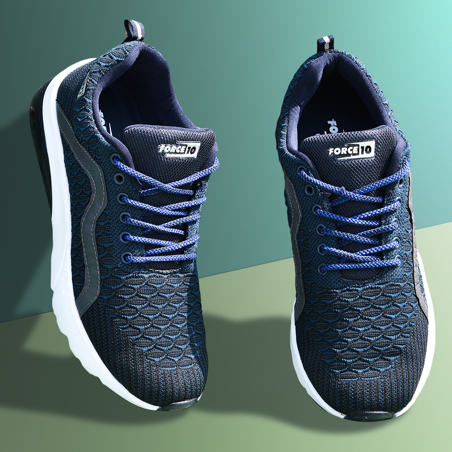 Liberty | Liberty Force 10 Sport Shoes COMMAND-3E_Blue For - Mens
