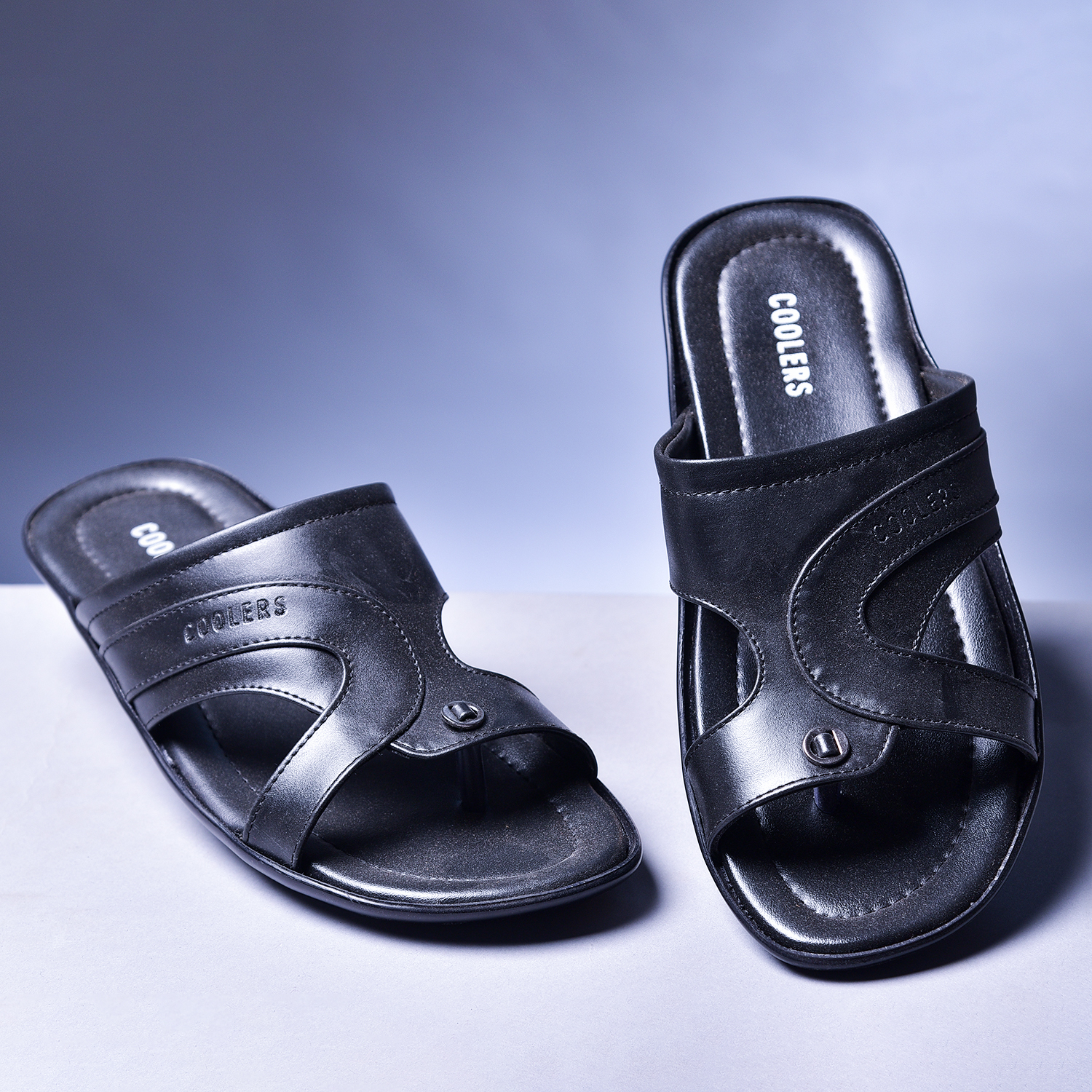 Liberty   Coolers by Liberty Black Sandals