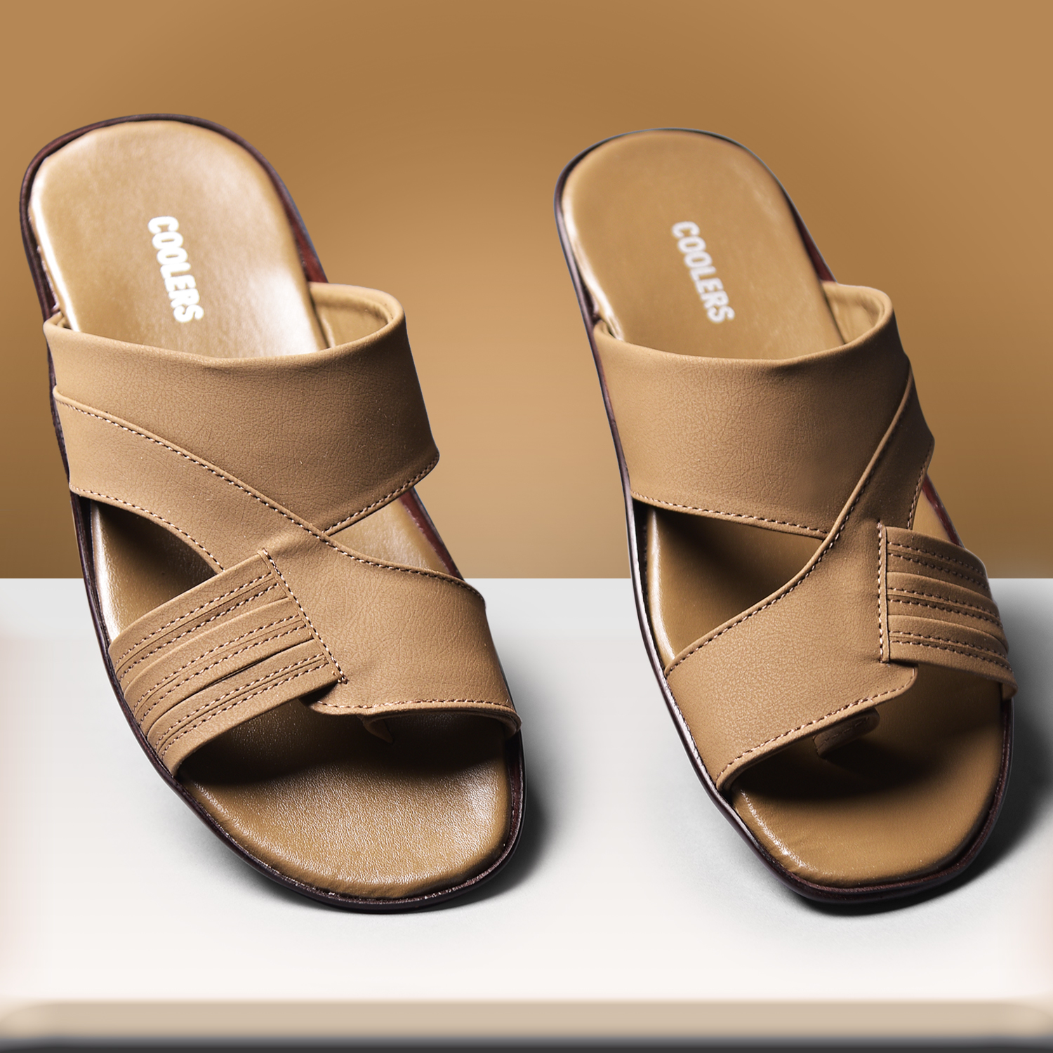 Liberty | Coolers by Liberty Camel Sandals