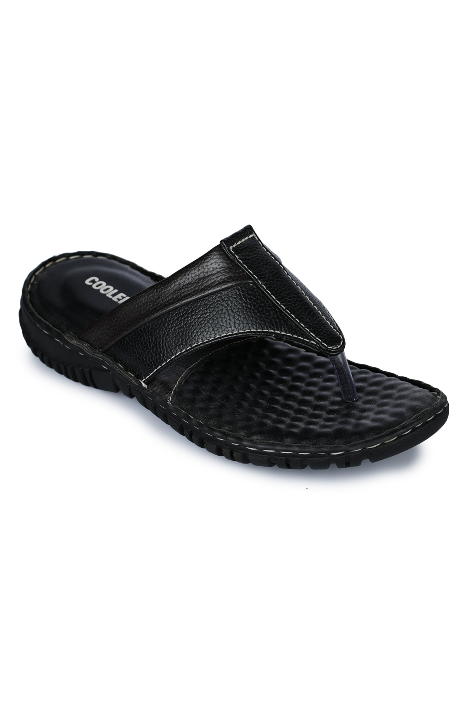 Liberty | Liberty Coolers Black Flip Flops CSS-010_Black For - Men