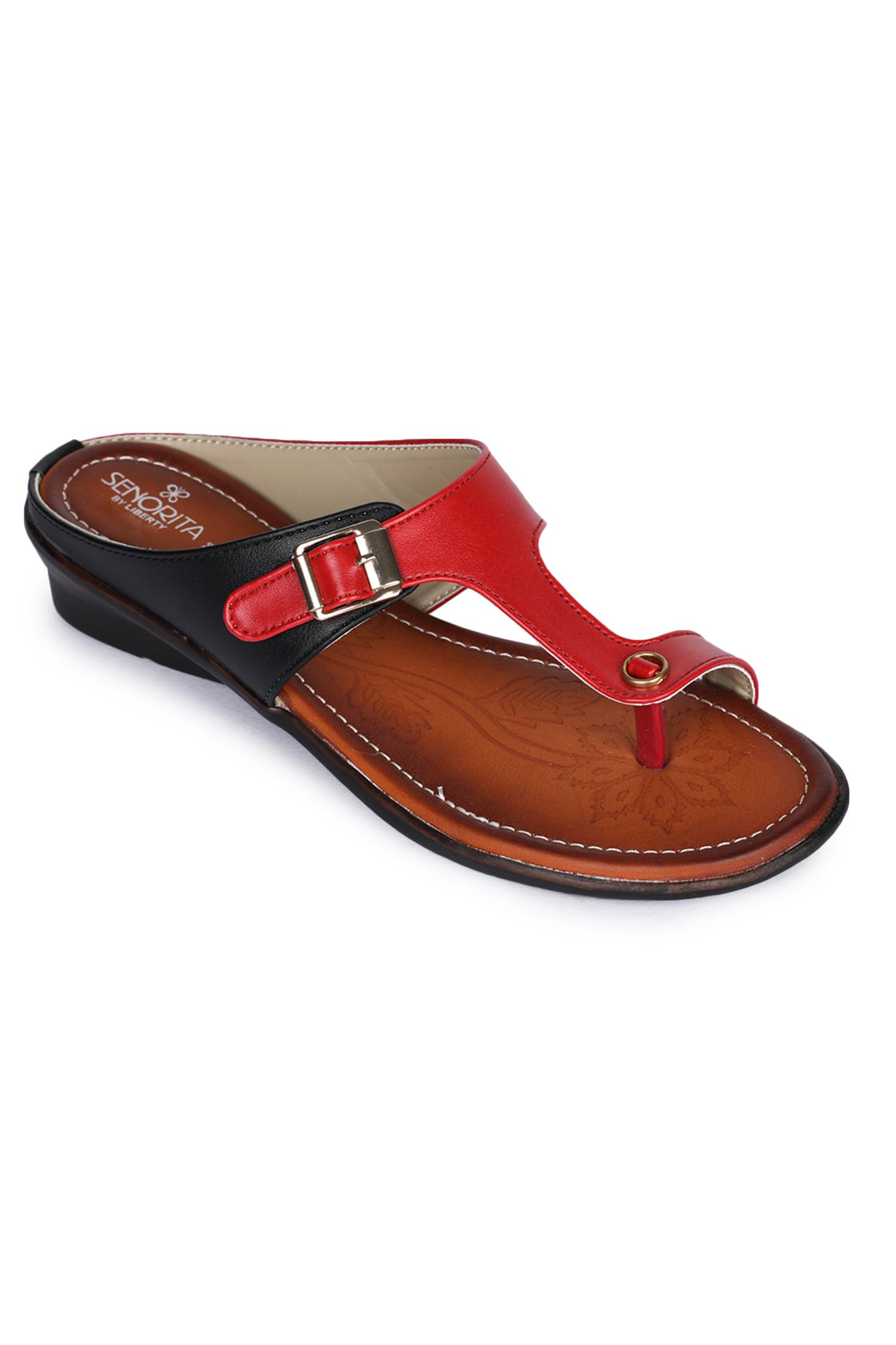 Liberty | Liberty SENORITA Sandals D1-06_RED For - Women