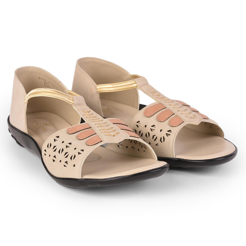 Liberty | Liberty SENORITA Sandals DFL-11_CREAM For - Women