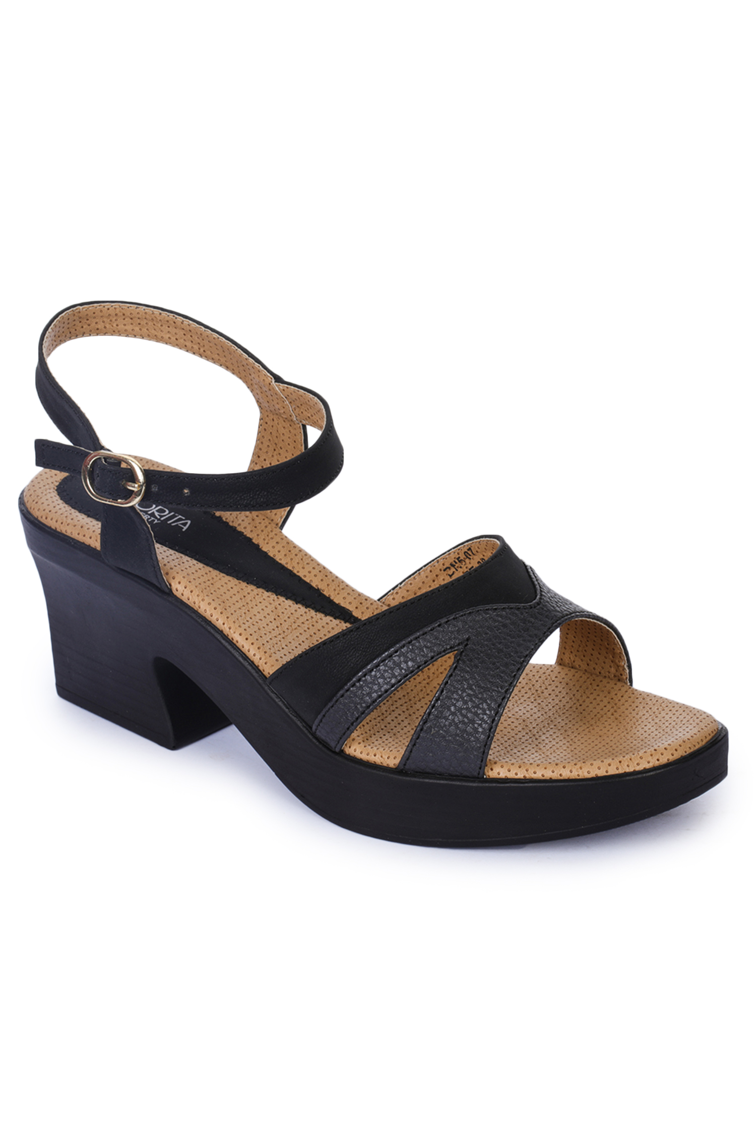 Liberty   Liberty SENORITA Sandals DN5-07_BLACK For - Women