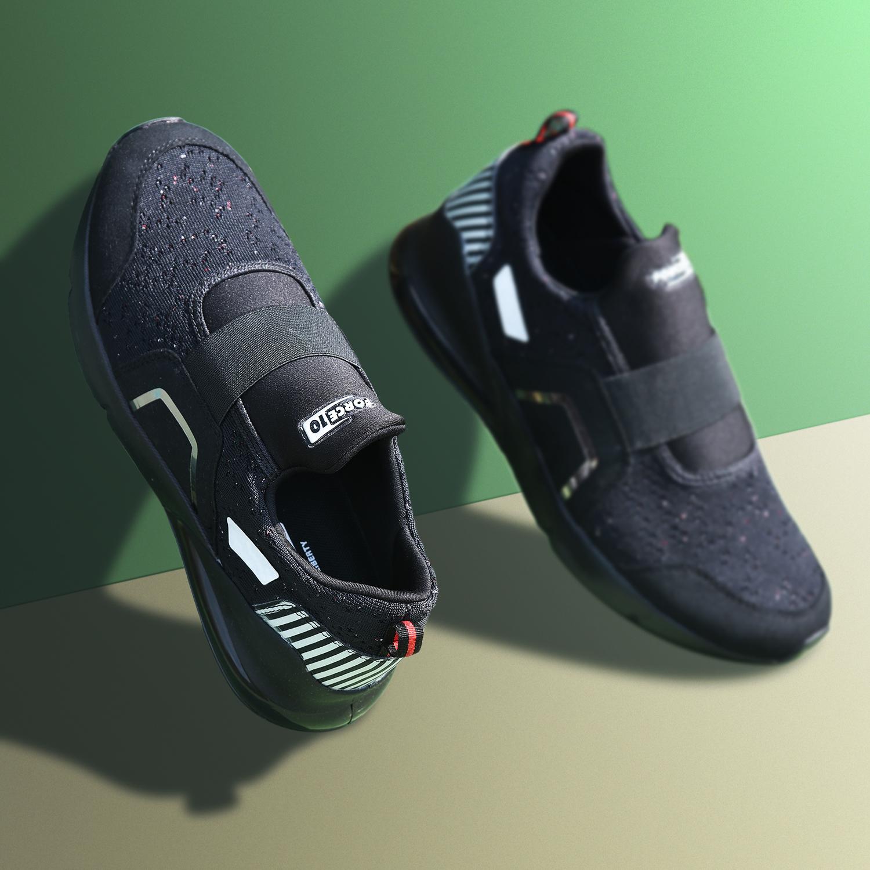 Liberty | Liberty Force 10 Sport Shoes DOMINAR-6E_Black For - Mens