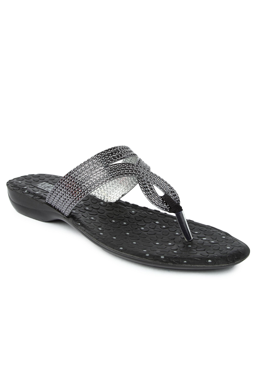 Liberty | Liberty A-HA Sandals ETHNIC-05_BLACK For - Women