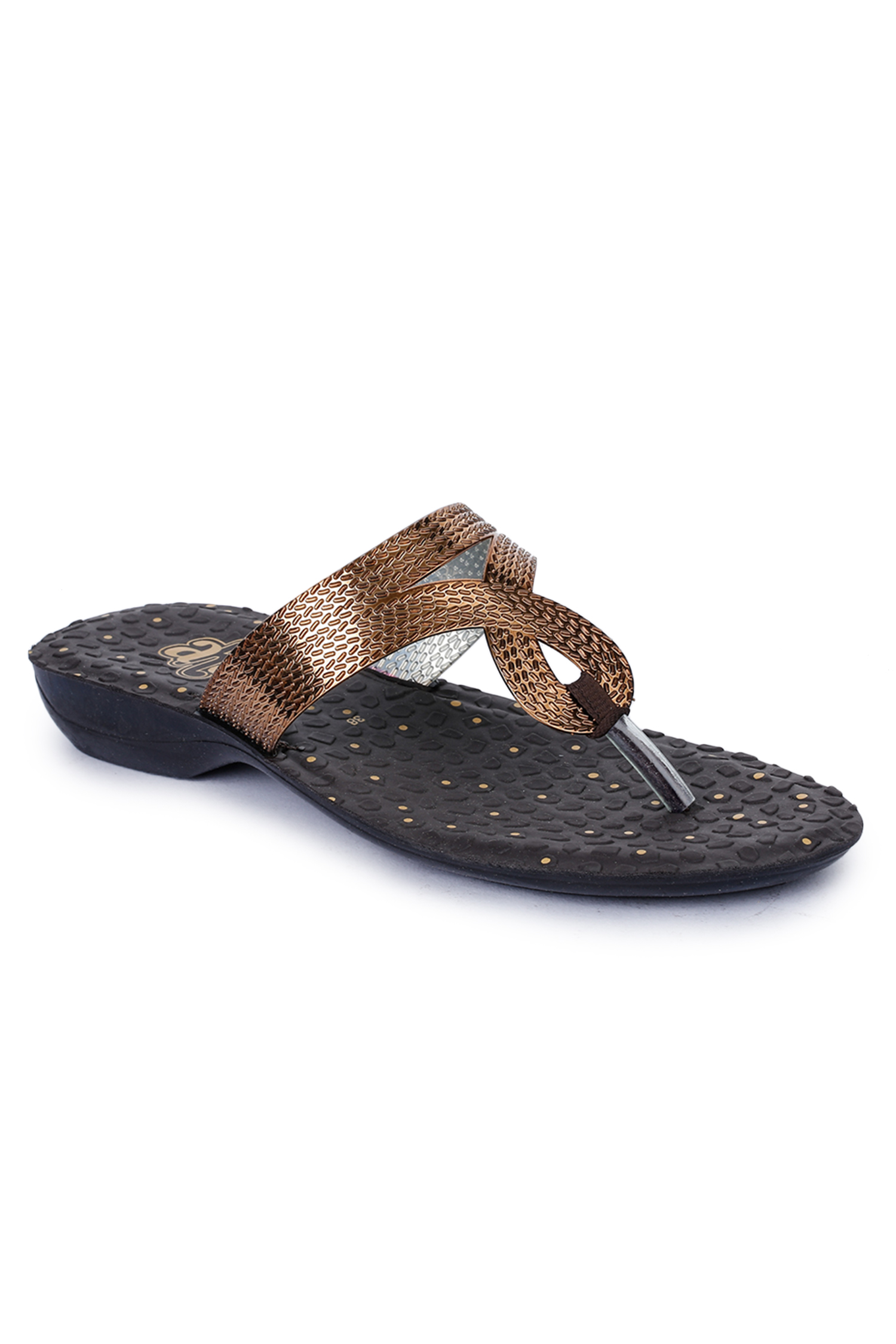 Liberty | Liberty A-HA Sandals ETHNIC-05_COPPER For - Women