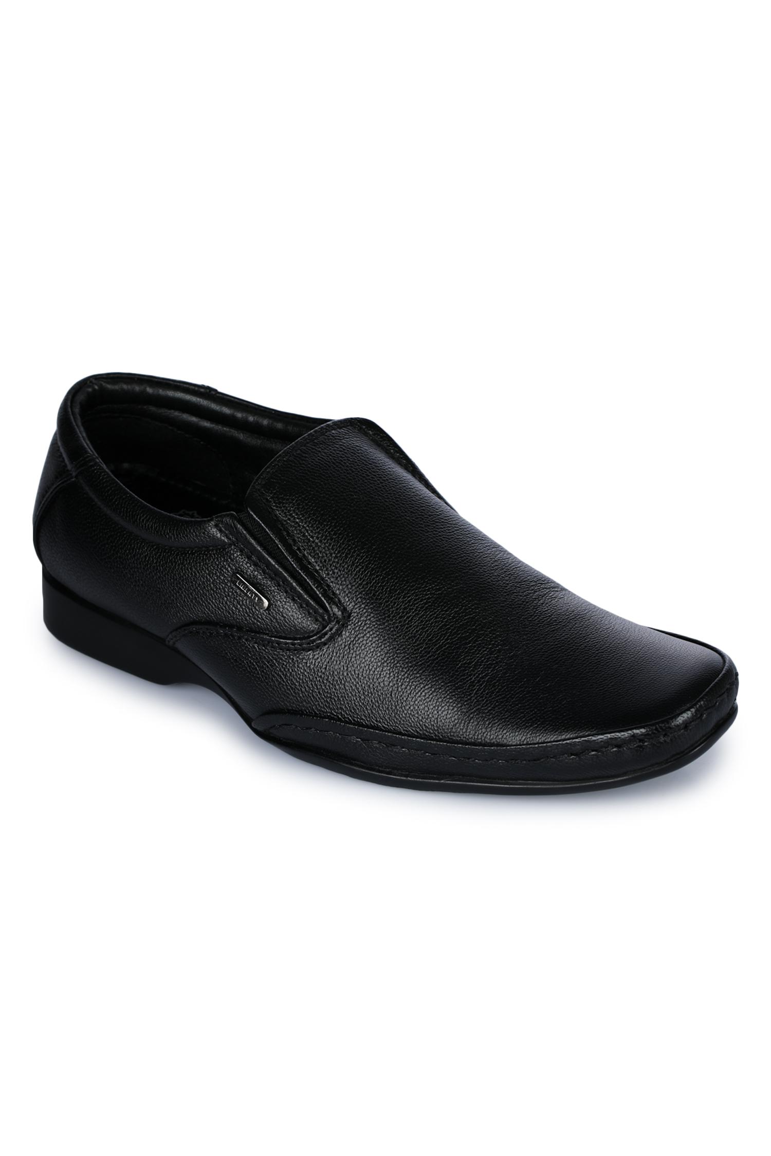 Liberty | Liberty Fortune Black Formal Oxfords Shoes FL-511_Black For - Men