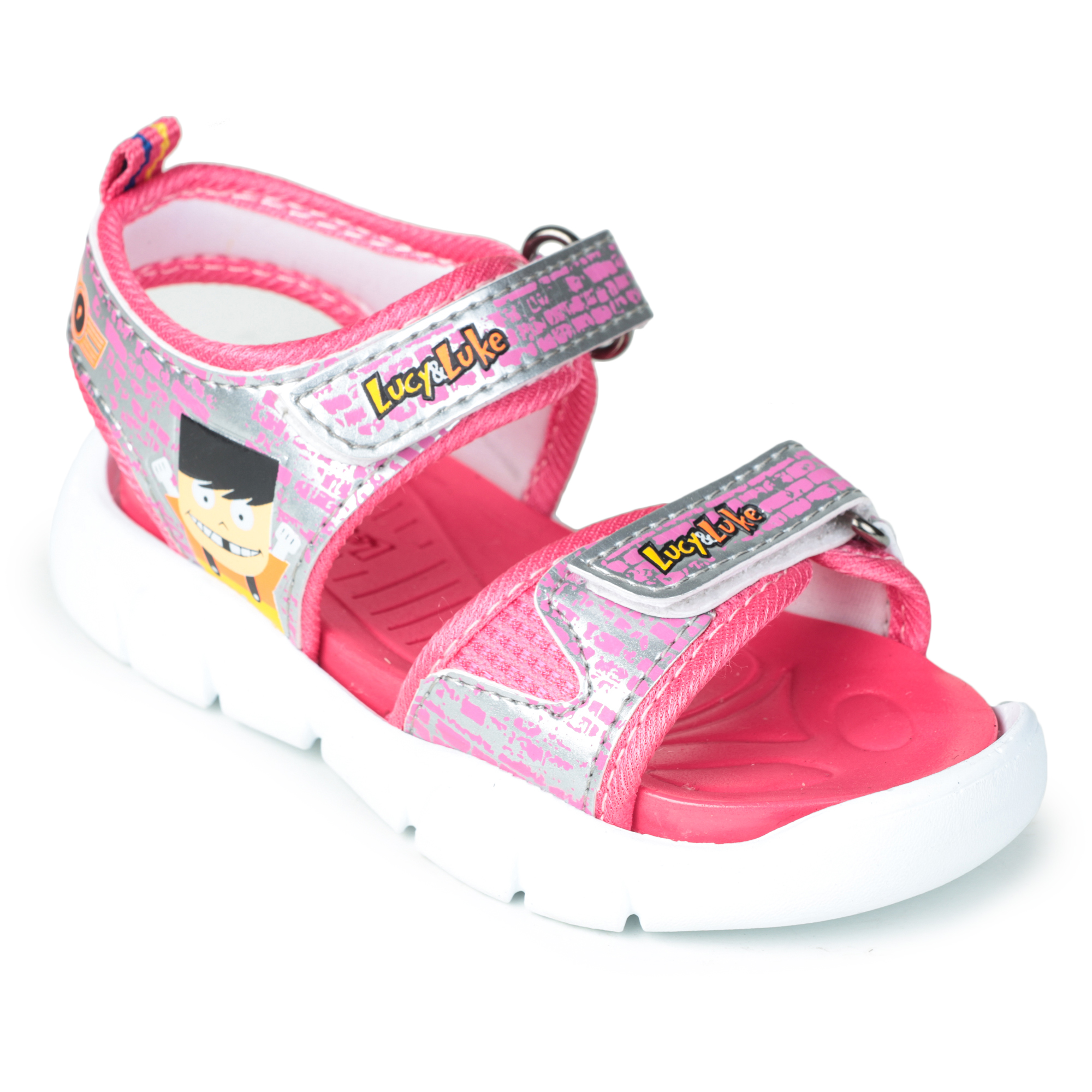 Liberty | Liberty LUCY & LUKE Sandals FLYNN-28_PINK For - Boys