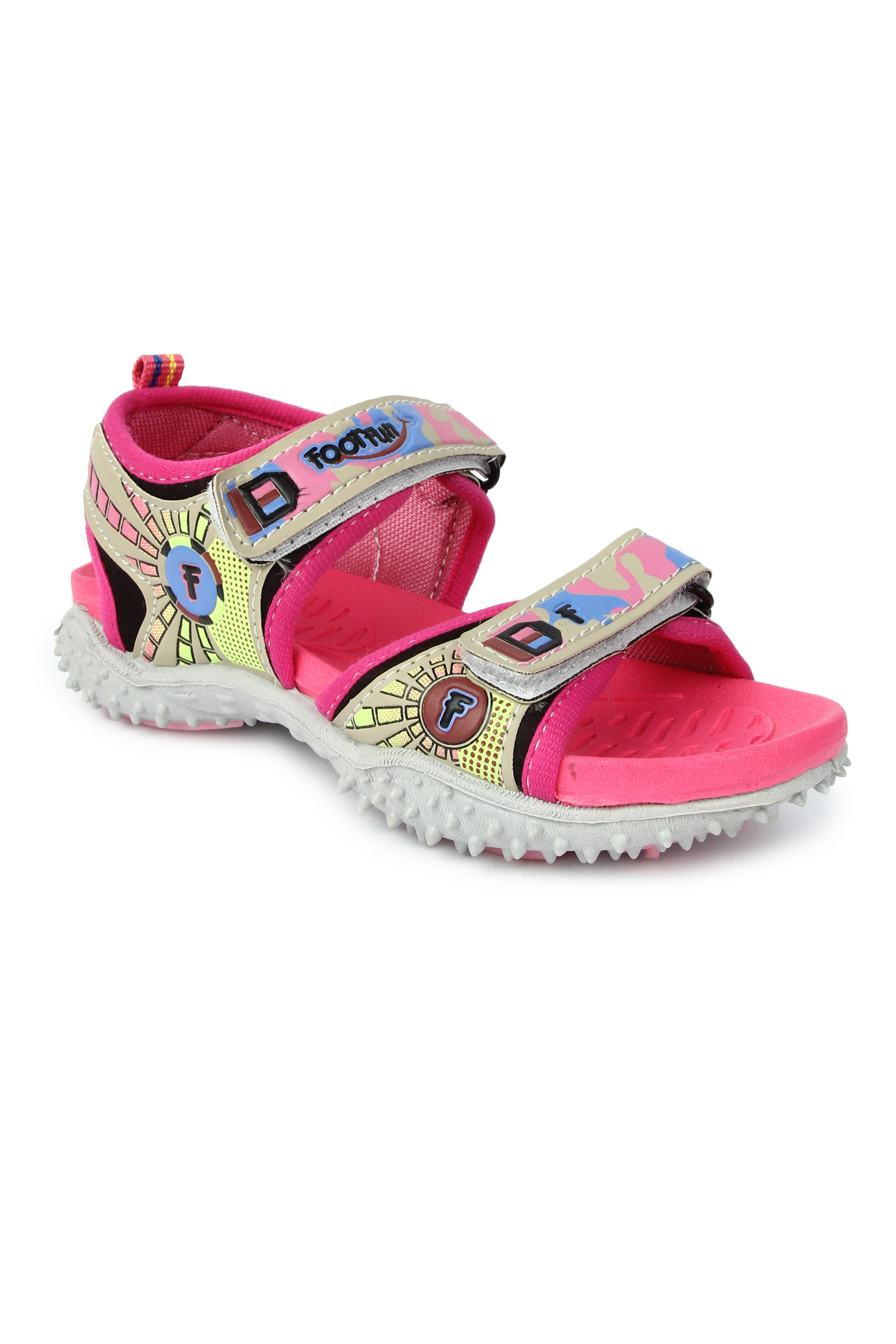 Liberty | Liberty Lucy & Luke Pink Casual Sandals FUNWAY-1_Pink For - Boys