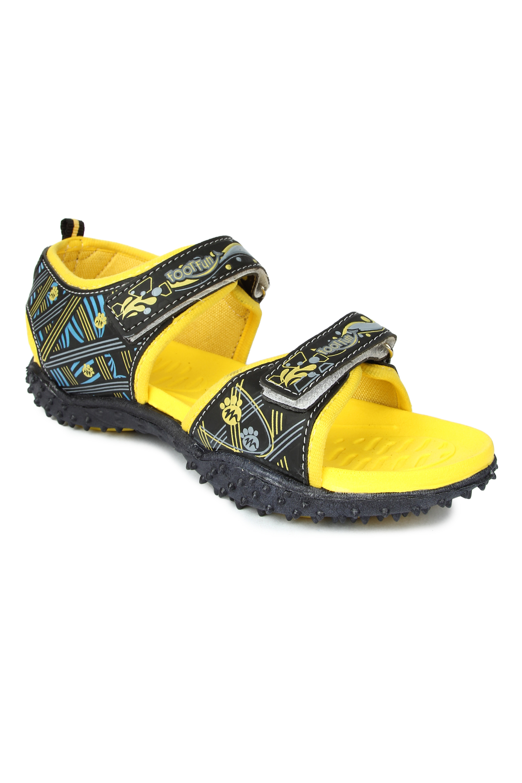 Liberty | Liberty Lucy & Luke Yellow Sandals FUNWAY-2 For - Kids