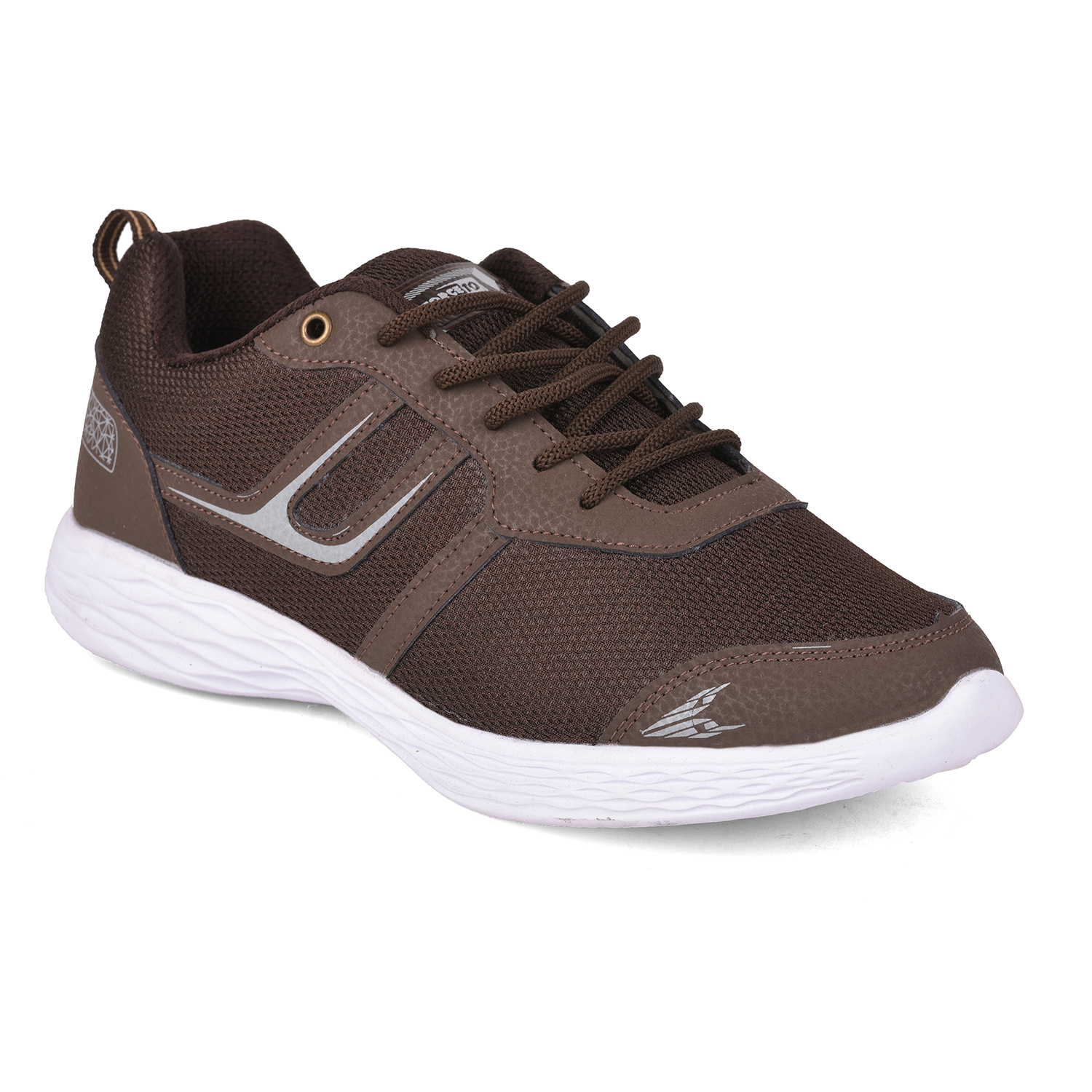 Liberty | Liberty FORCE 10 Running Shoes GOSTER-NE_Brown For - Men