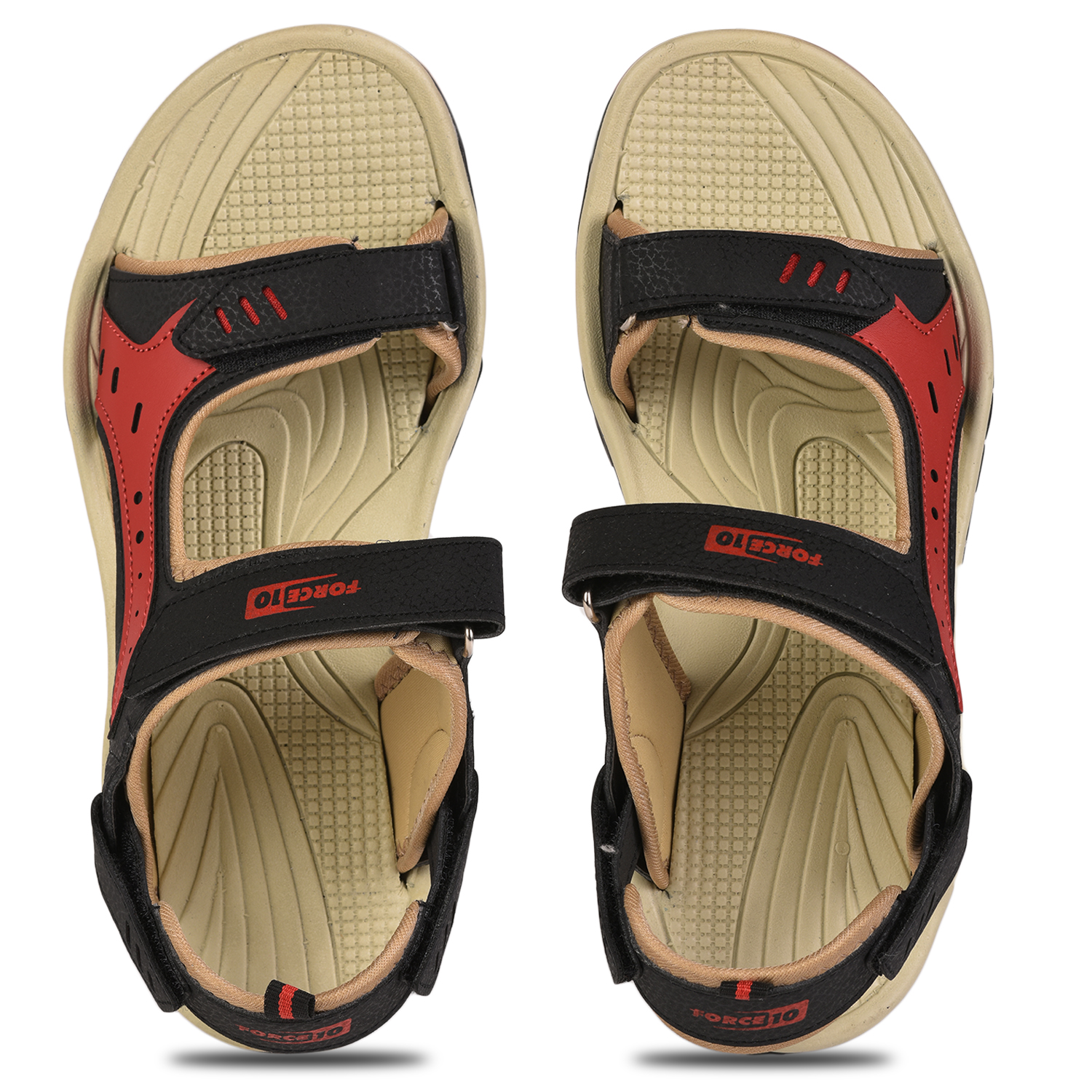 Liberty | Liberty FORCE 10 Sandals GRAZER-1E_RED For - Men