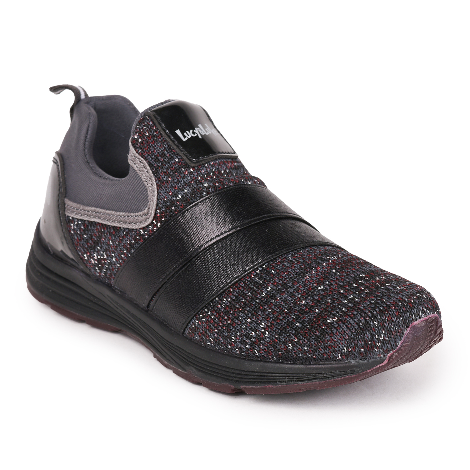 Liberty | Liberty Lucy & Luke Grey Sports Running Shoes HARPER-15 For - Kids