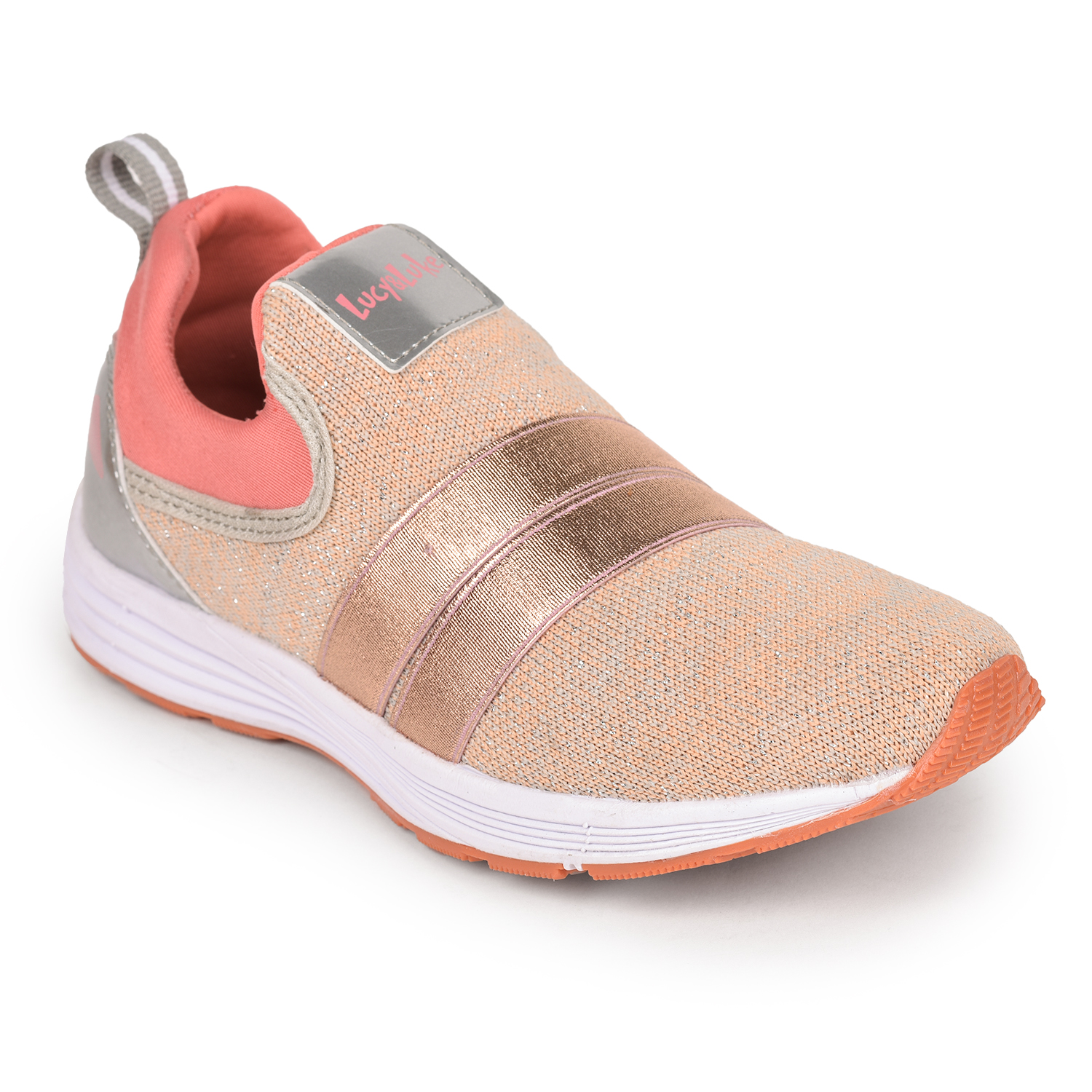 Liberty | Liberty Lucy & Luke Pink Sports Running Shoes HARPER-15 For - Kids