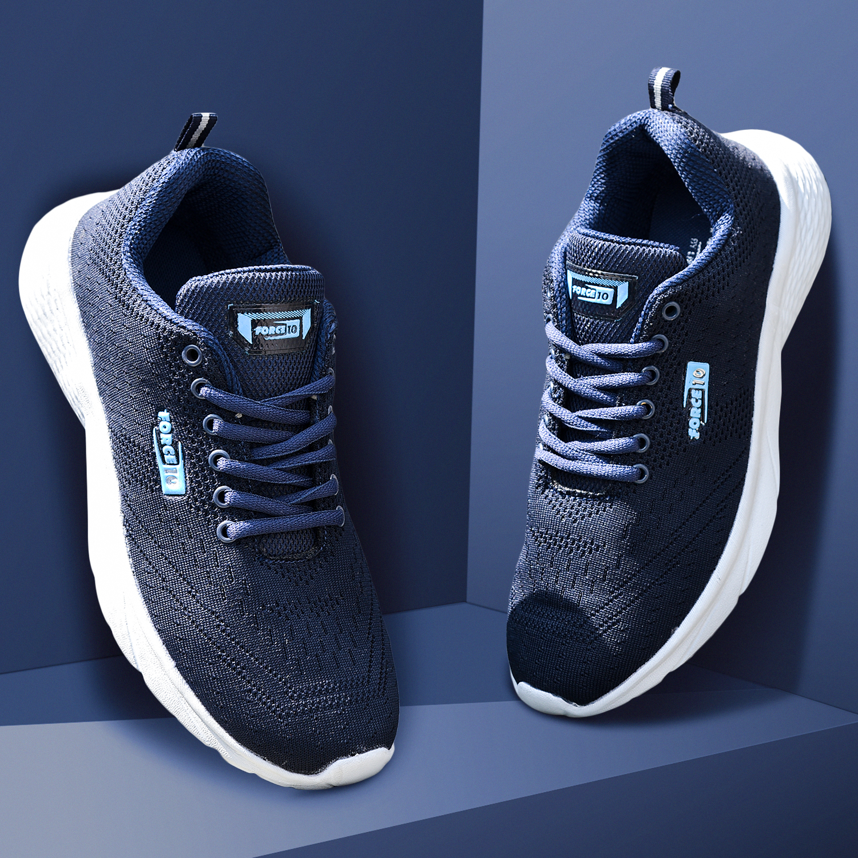 Liberty | Liberty FORCE 10 Running Shoes HAYDEN-1E_Blue For - Men