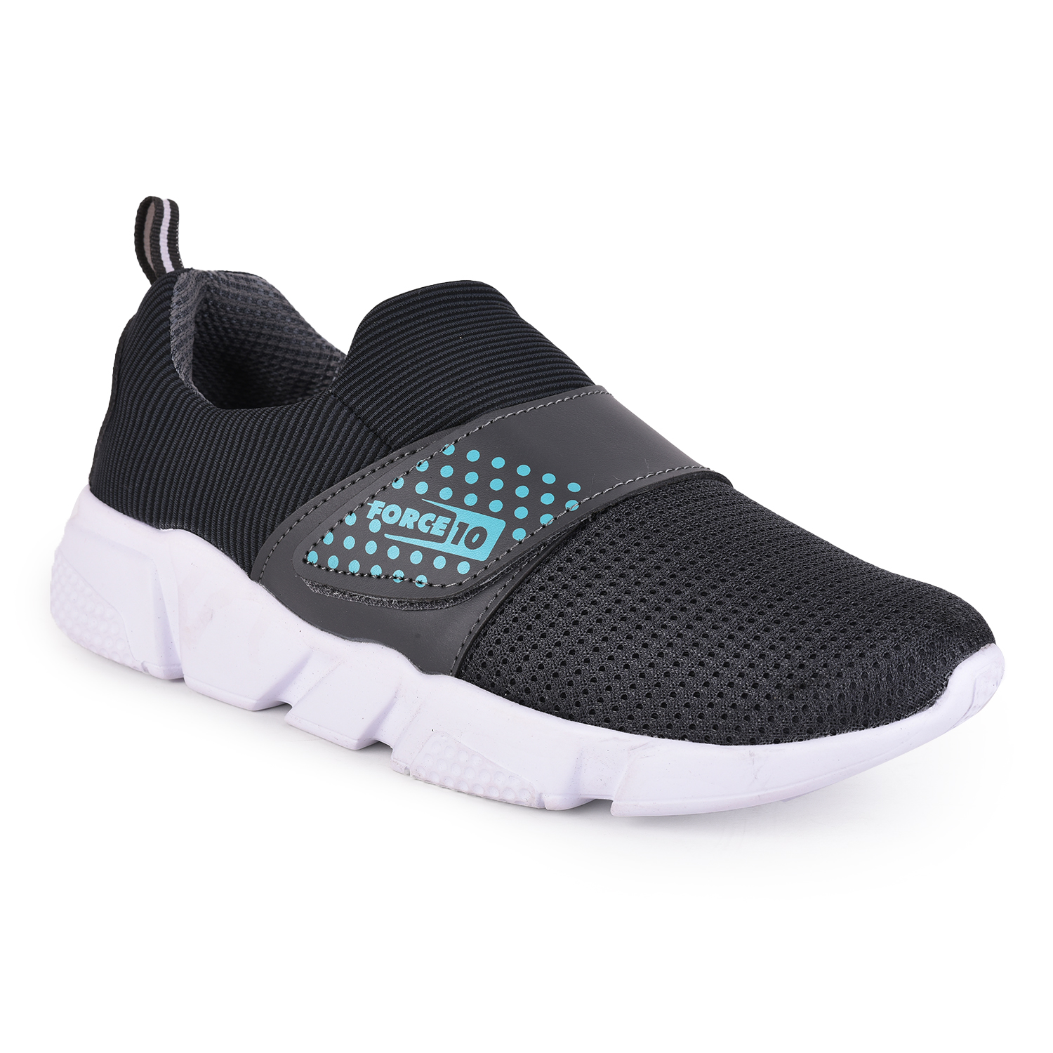 Liberty | Liberty Force 10 Grey Sports Running Shoes HELEN For - Ladies