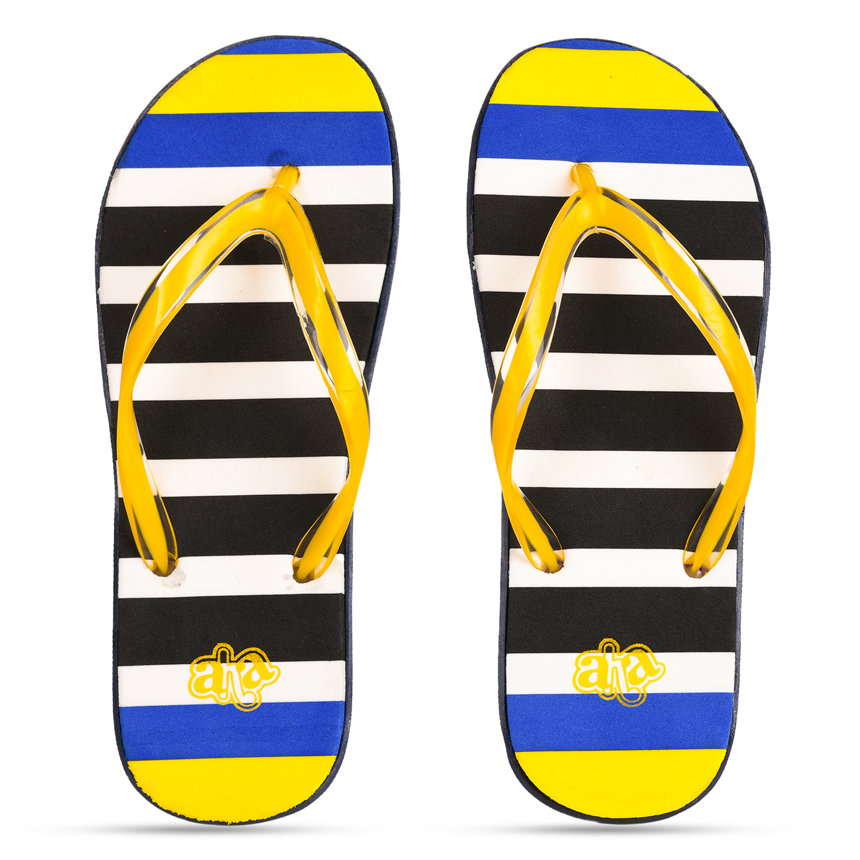 Liberty   Liberty A-HA Blue Flip Flops HIMANI-R3_B For - Women