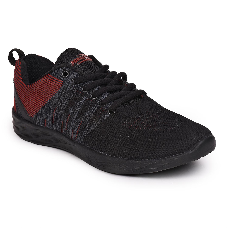 Liberty | Liberty Force 10 Black Sports Shoes HOPKINS For - Men