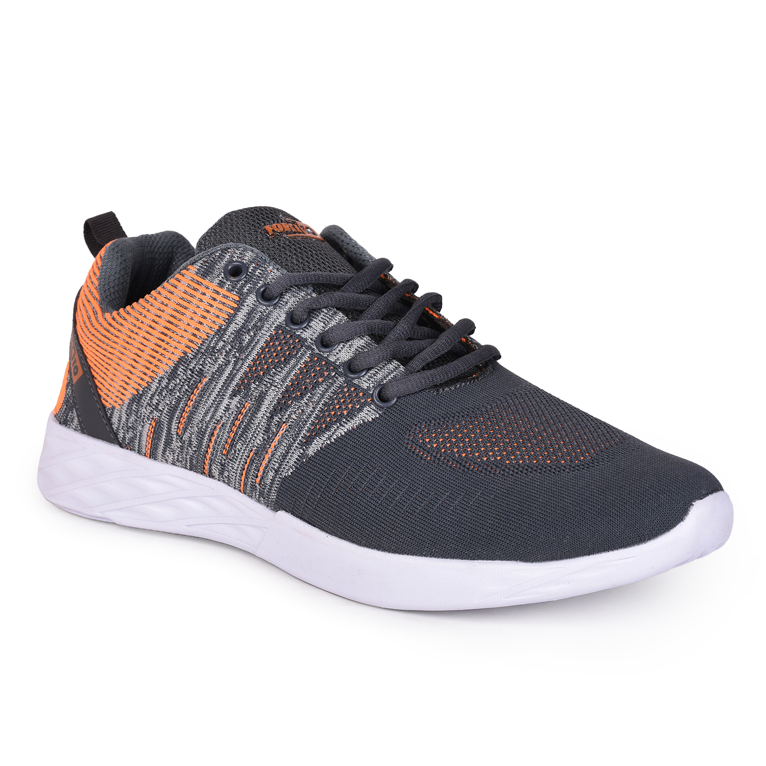 Liberty | Liberty Force 10 Grey Sports Running Shoes HOPKINS For - Mens