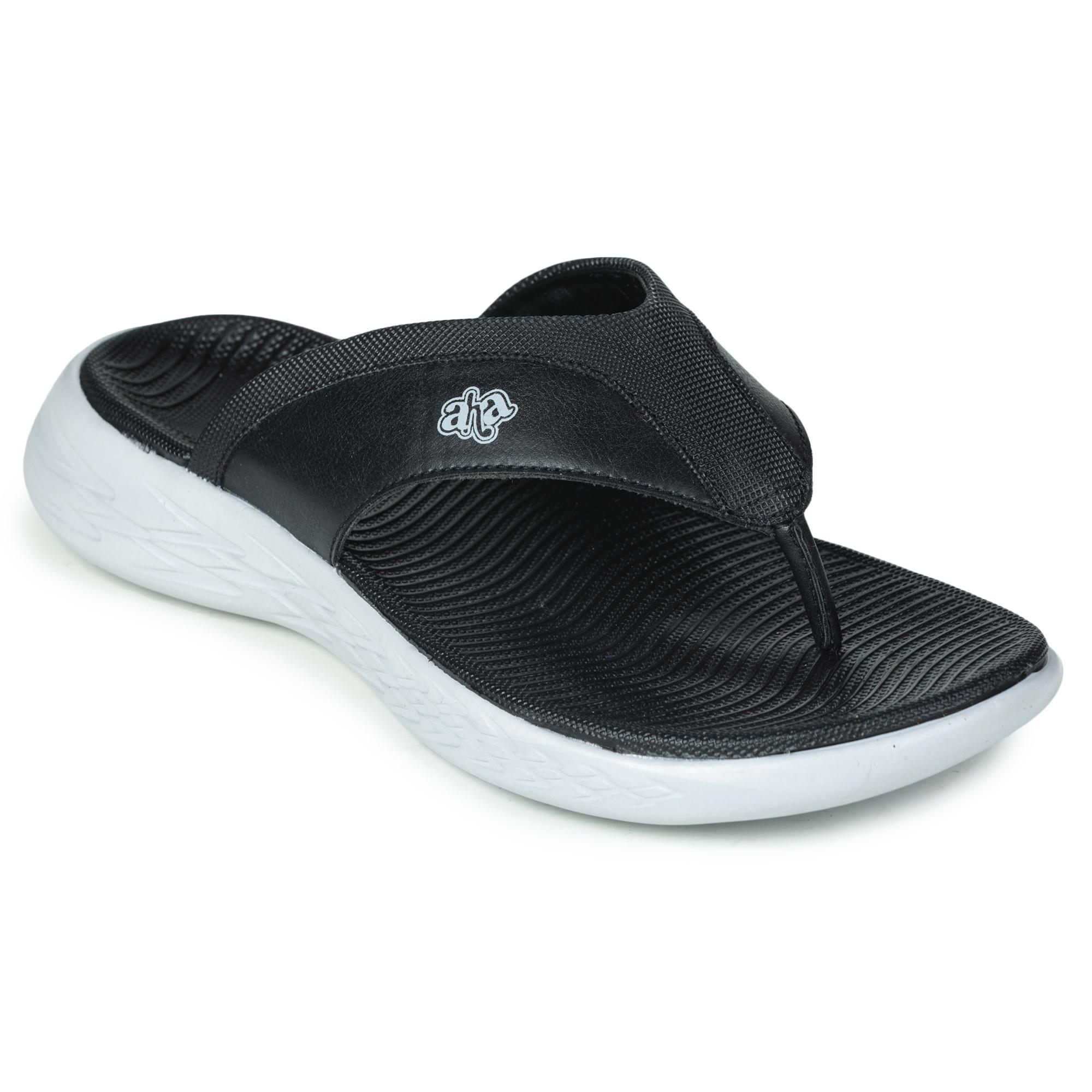 Liberty | Liberty A-HA Slippers IMPACT-6_BLACK For - Men