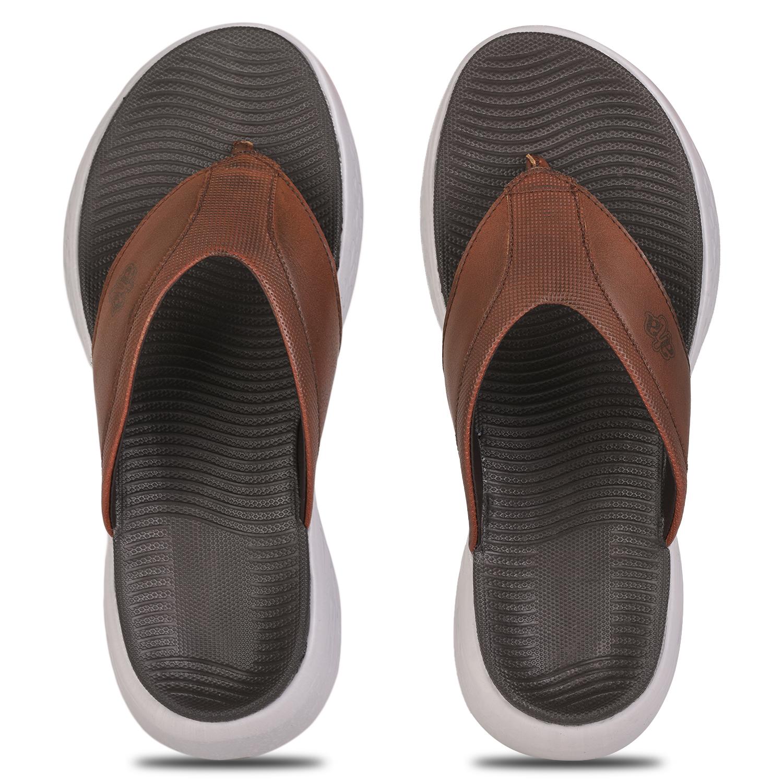 Liberty | Liberty A-HA Slippers IMPACT-6_TAN For - Men