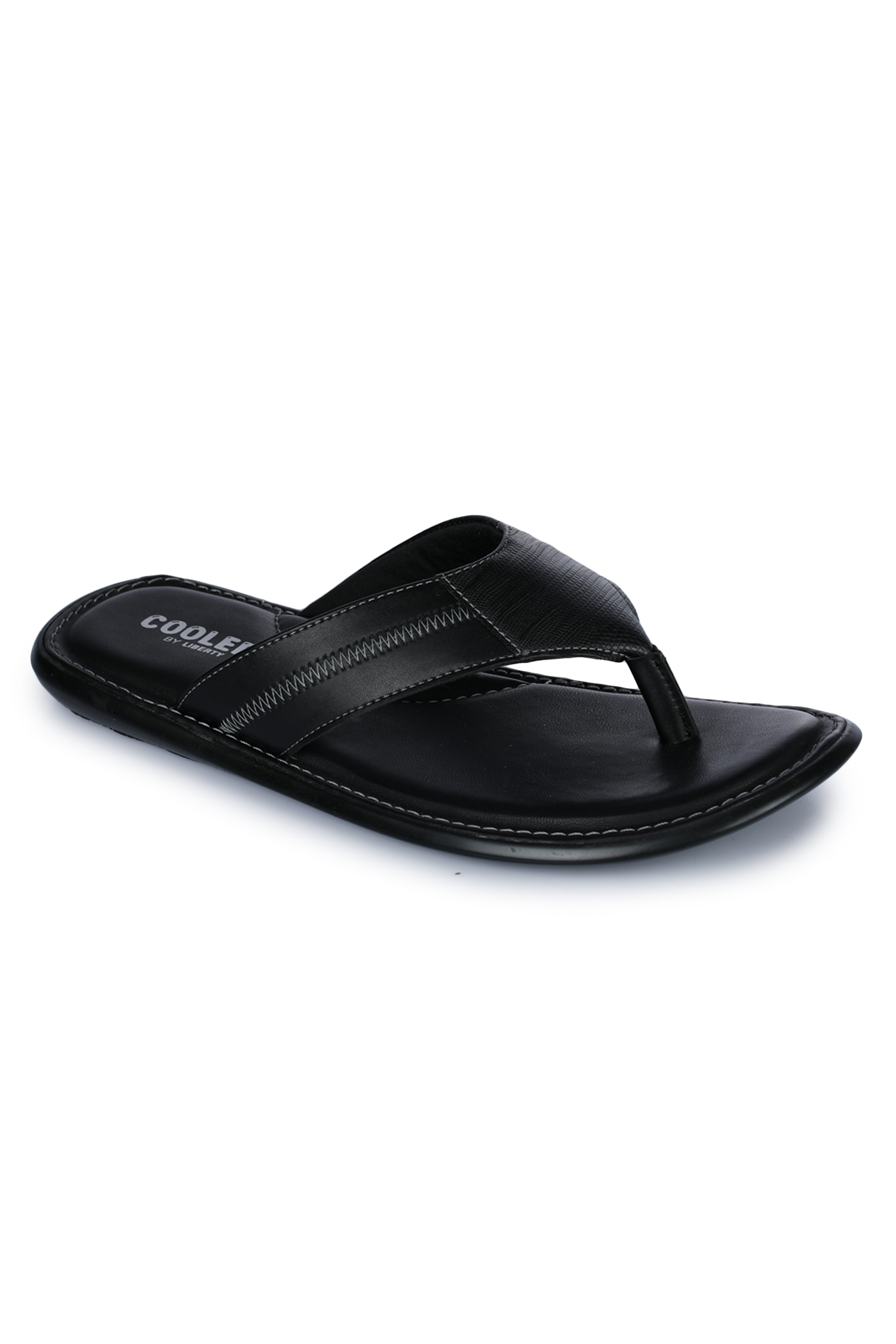 Liberty | Liberty COOLERS Slippers JJP-15_BLACK For - Men