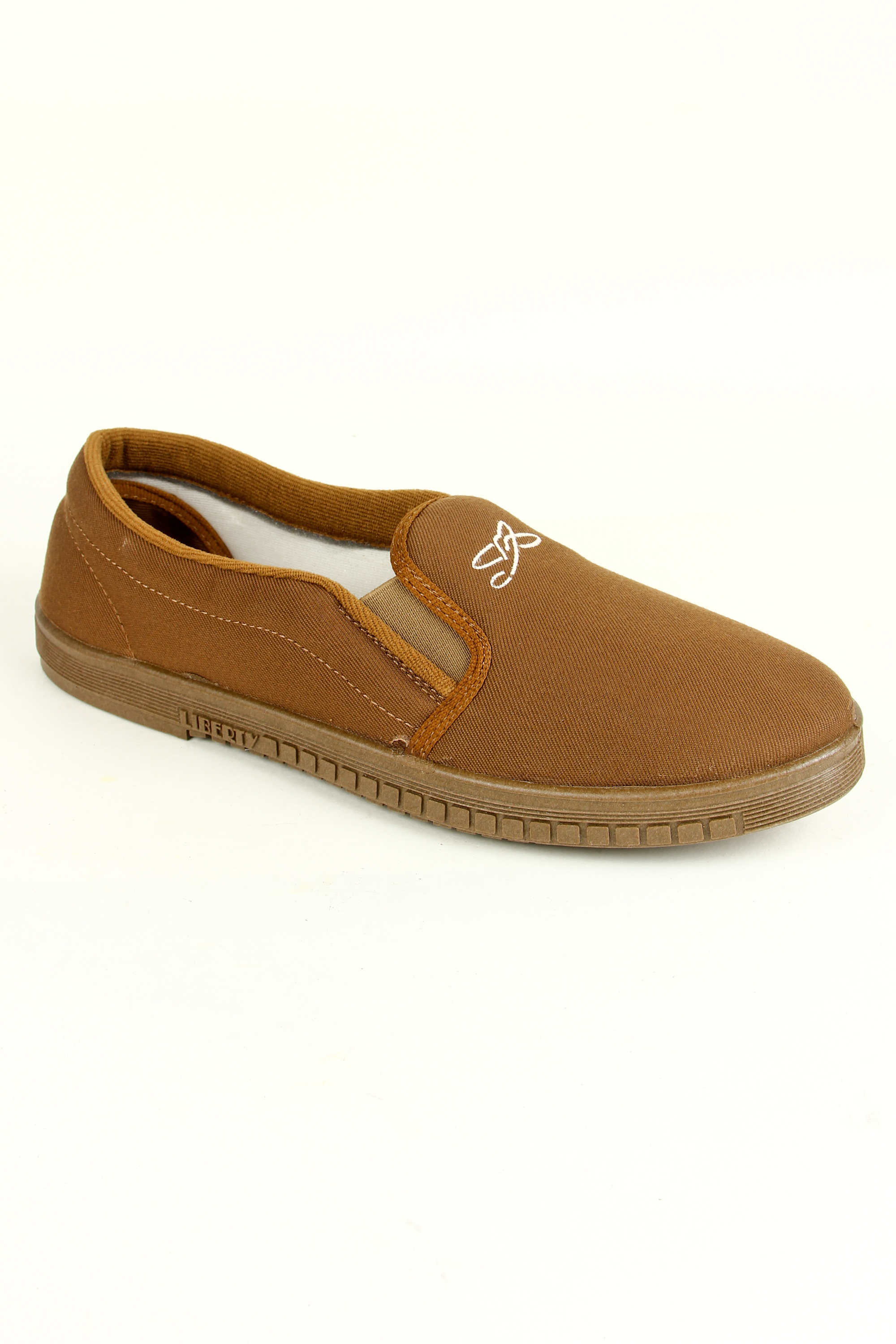 Liberty | Liberty GLIDERS Casual Slip-ons JOGGING-E_BEIGE For - Boys